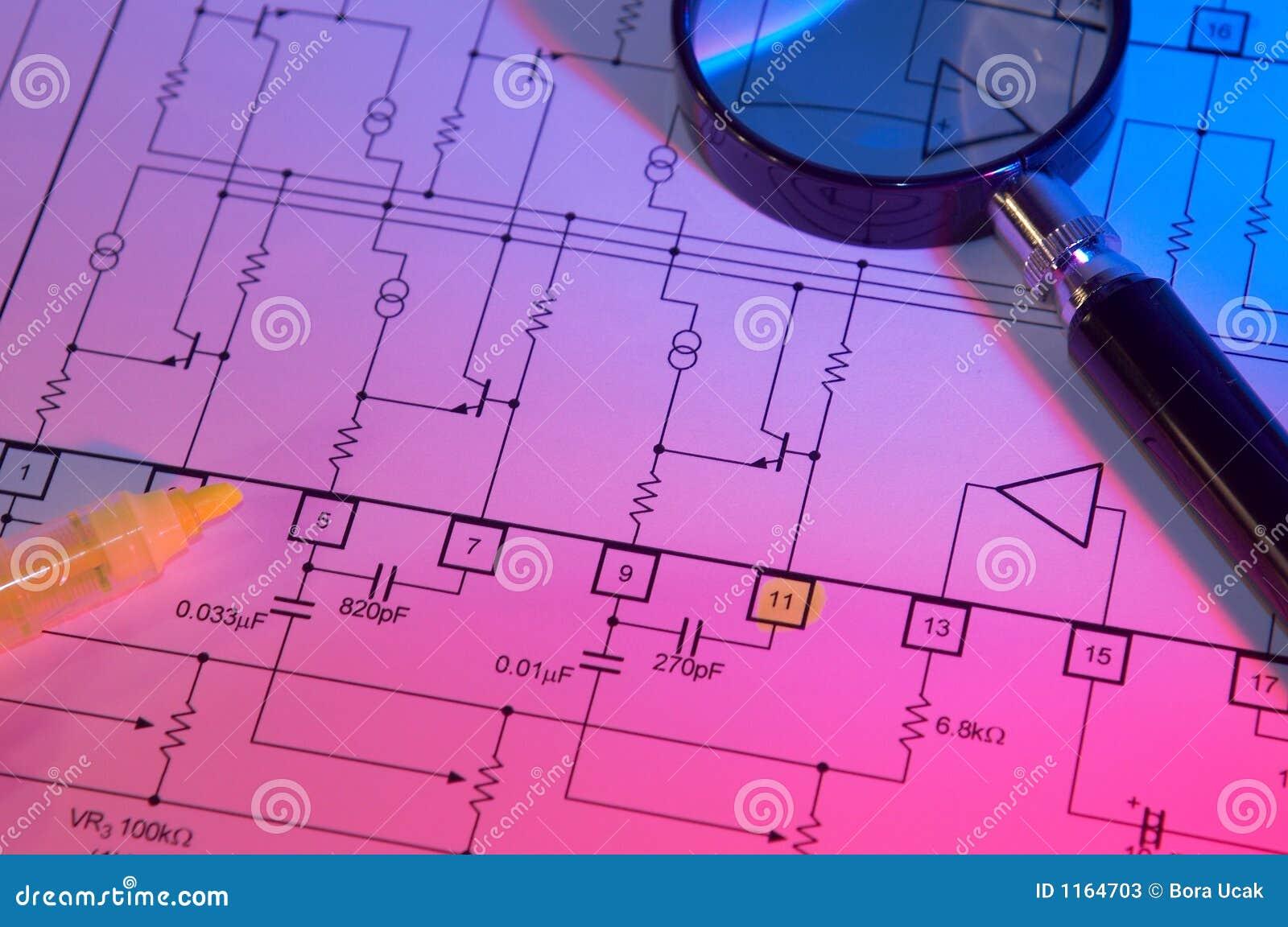 Elektrischer Entwurf