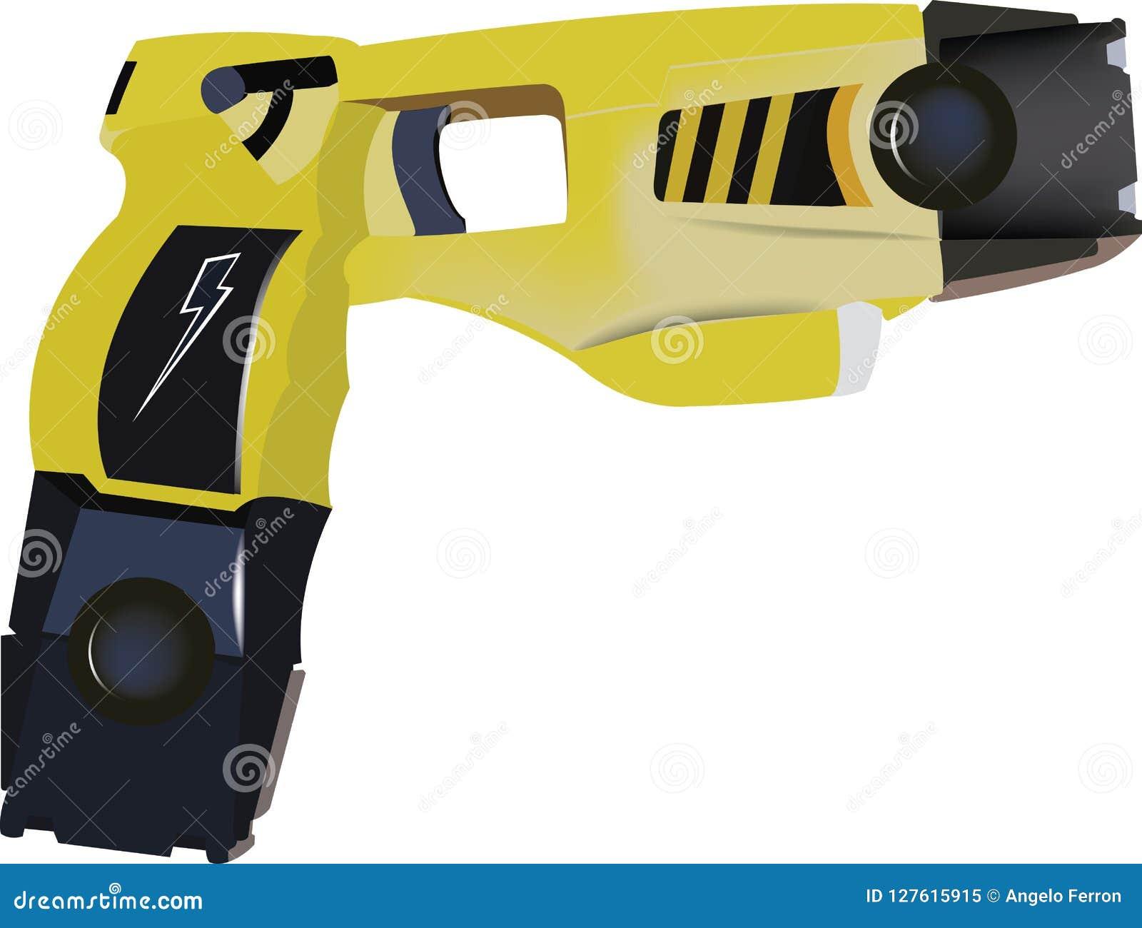 Elektrisches Gewehr zur Verfügung gestellte Polizeiaufgebote für Selbstverteidigung