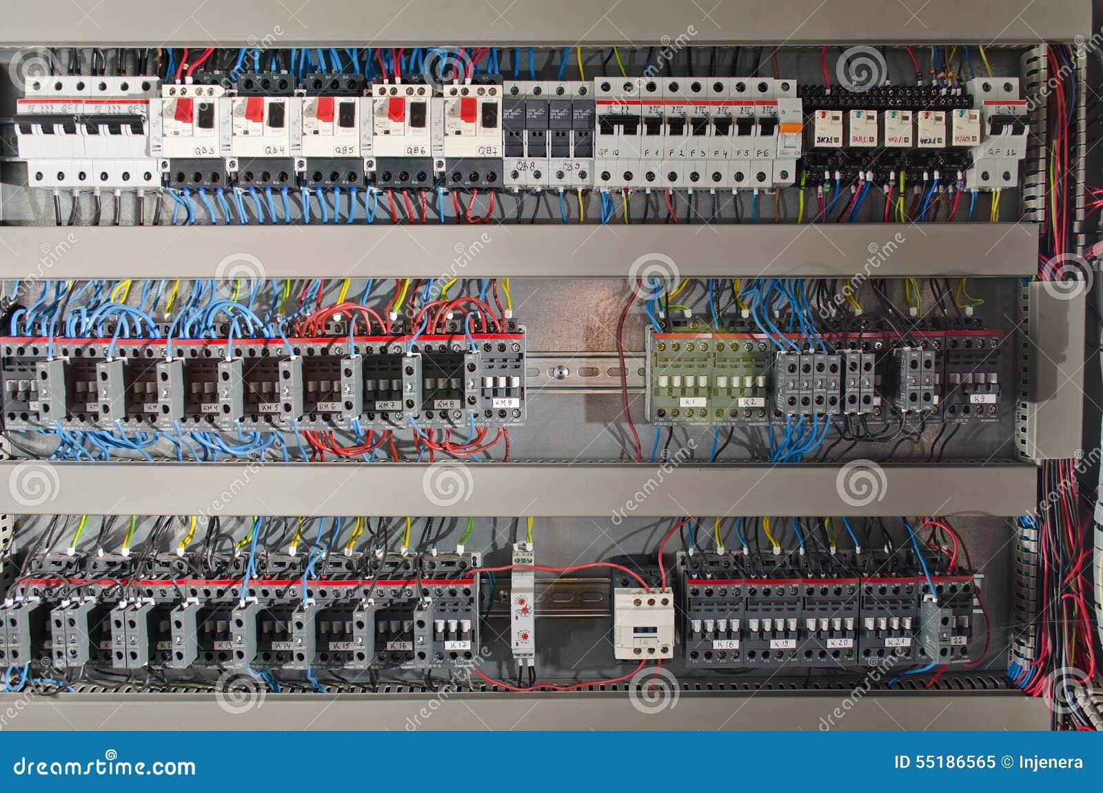 Beste Elektrisches Panel Fotos - Der Schaltplan - triangre.info