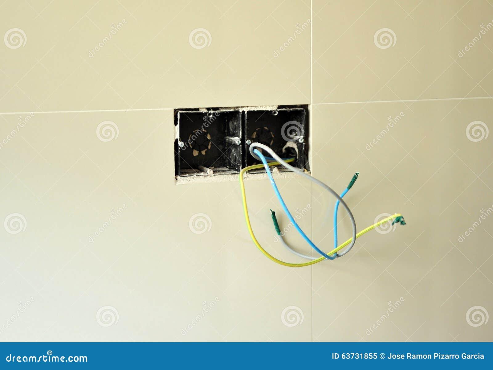 Hur ansluter man en elektrisk brytare