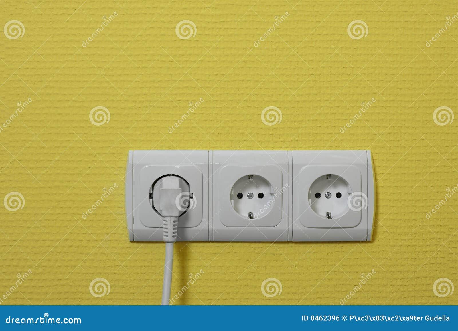 Elektriska stickkontakter
