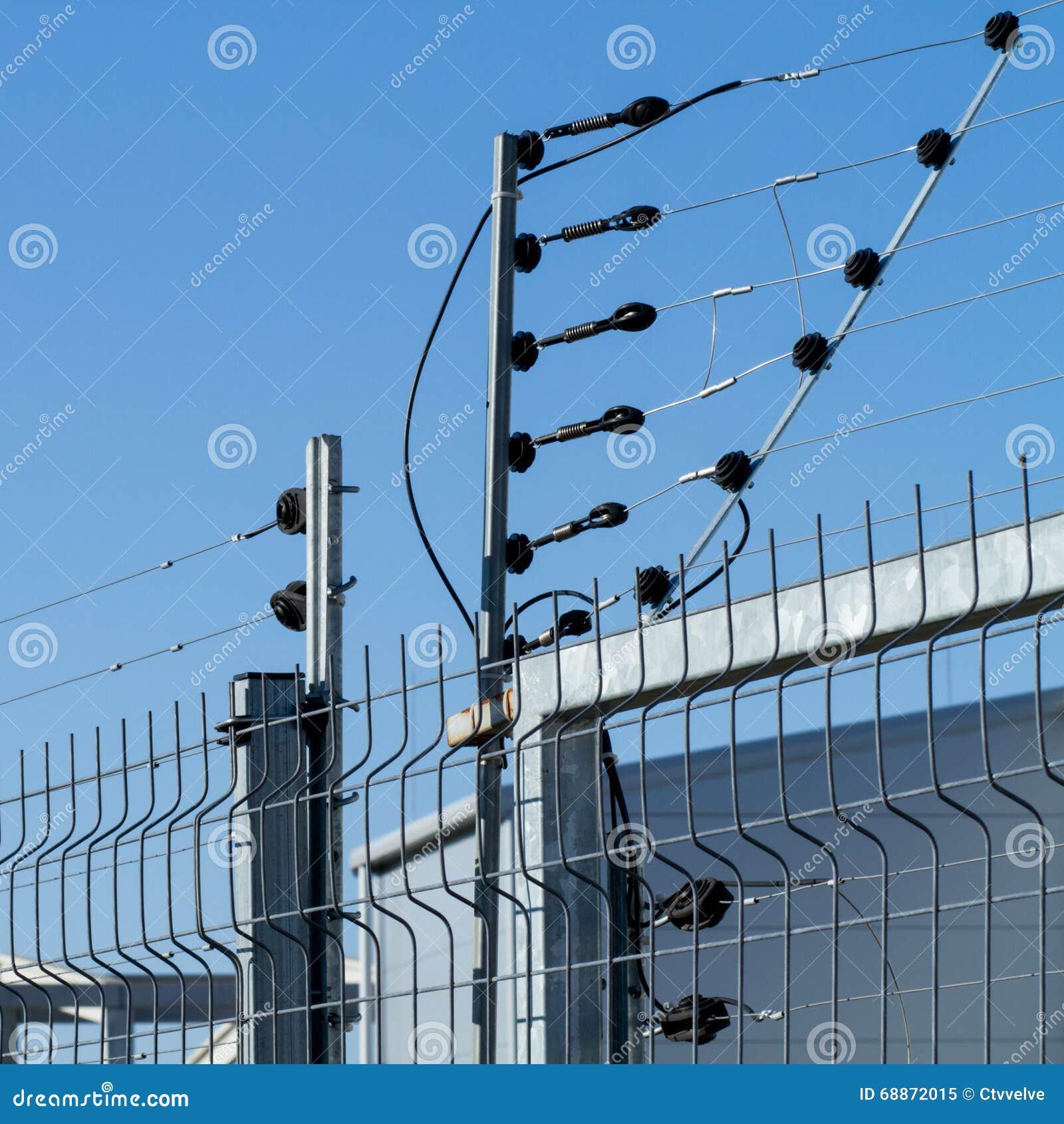 Elektriskt staket