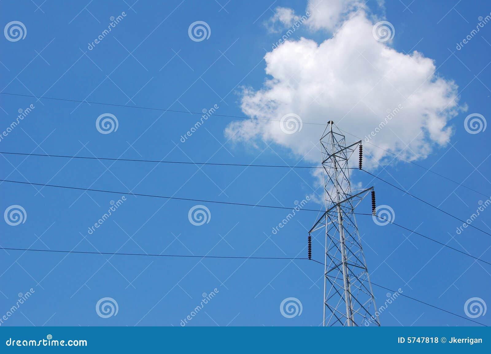 Elektriskt torn