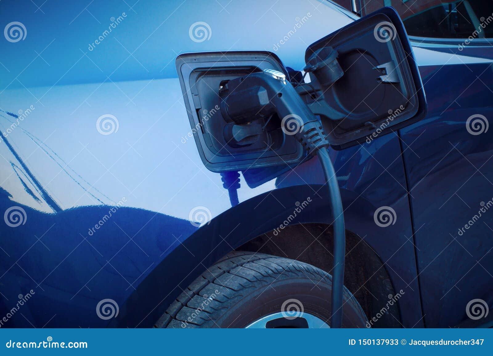 Elektro-Mobil-Kraftwerk-Kabelalternative des Autos schnelle Aufladungs