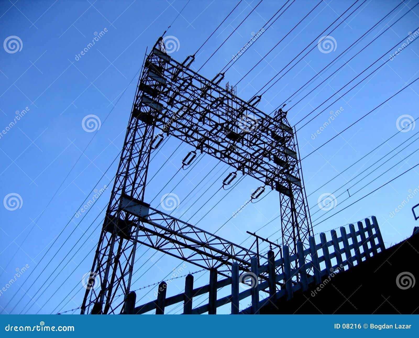 Elektro pijler
