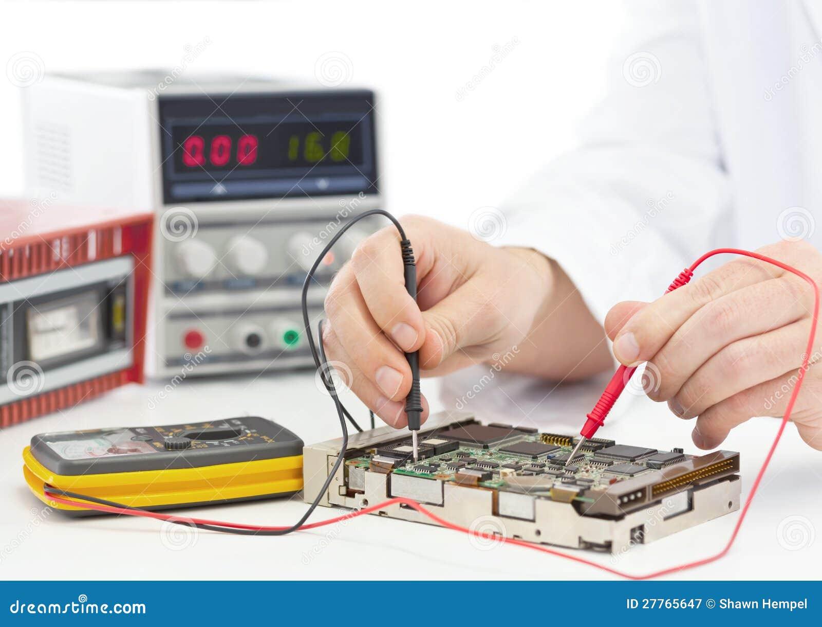 Elektronika inżynier