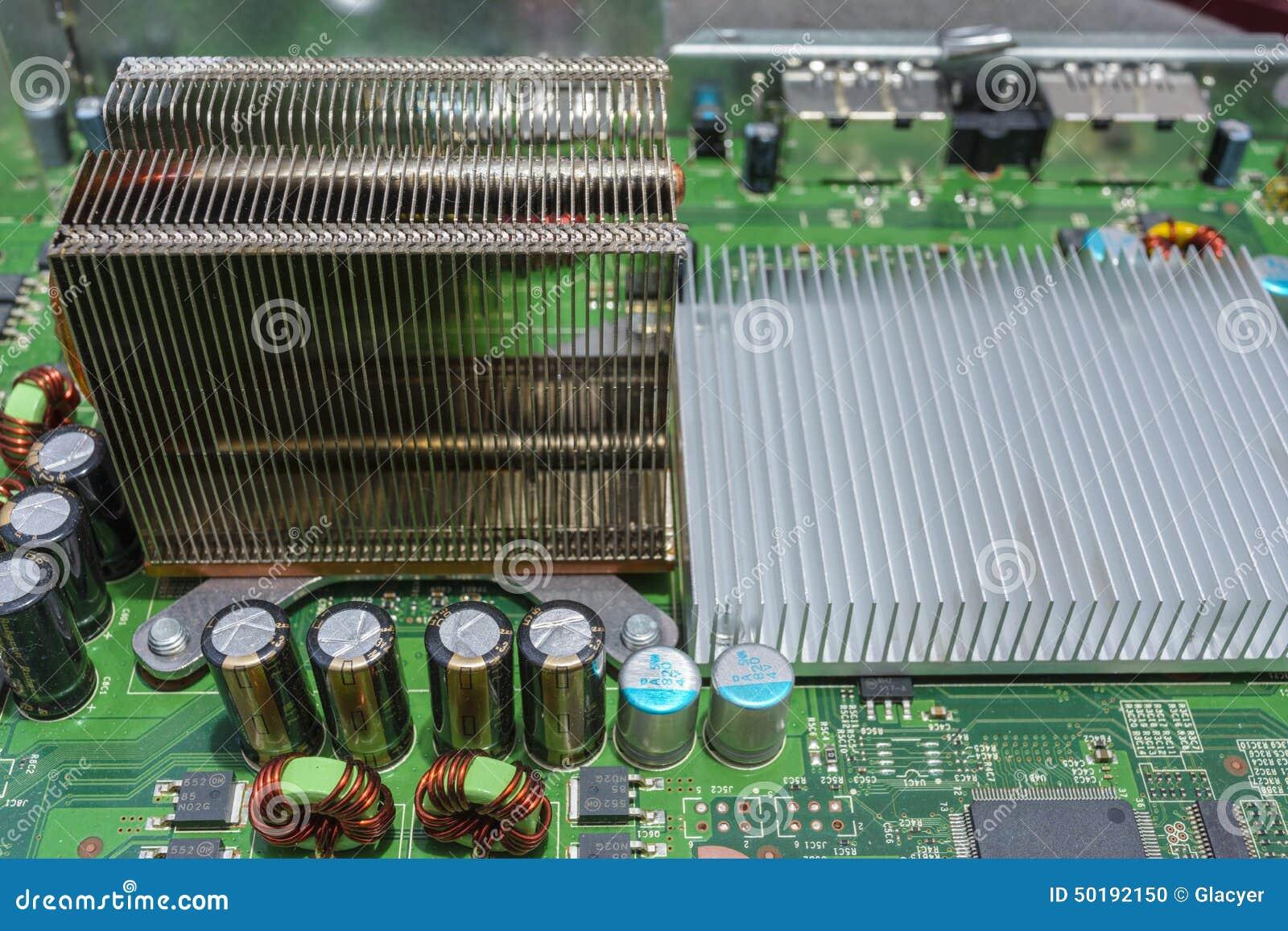 Elektronika obwodu deska