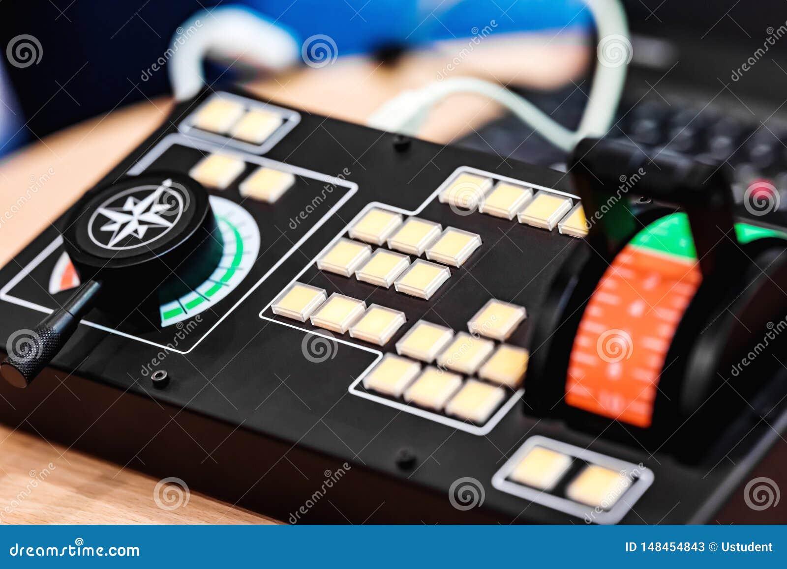 Elektronisch controlebord