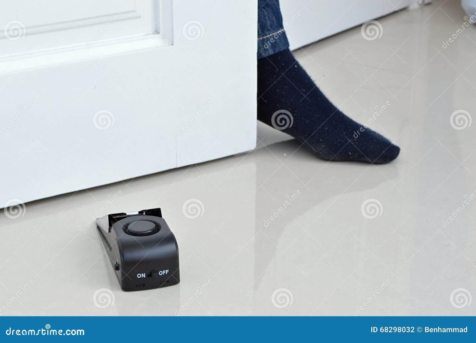 Elektronisch deuralarm