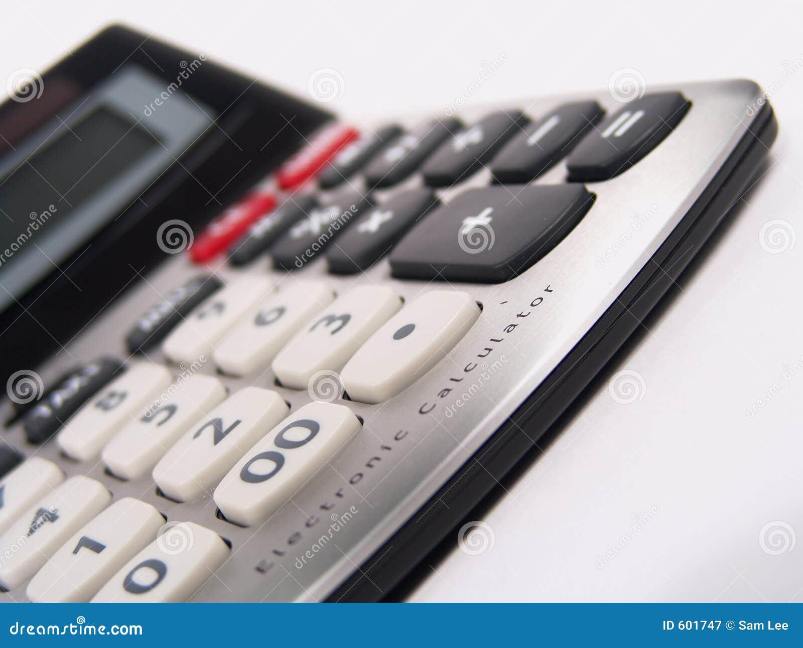 Elektronische Calculator