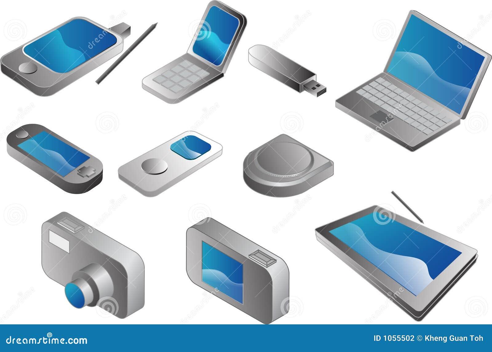 Elektronische gadgets