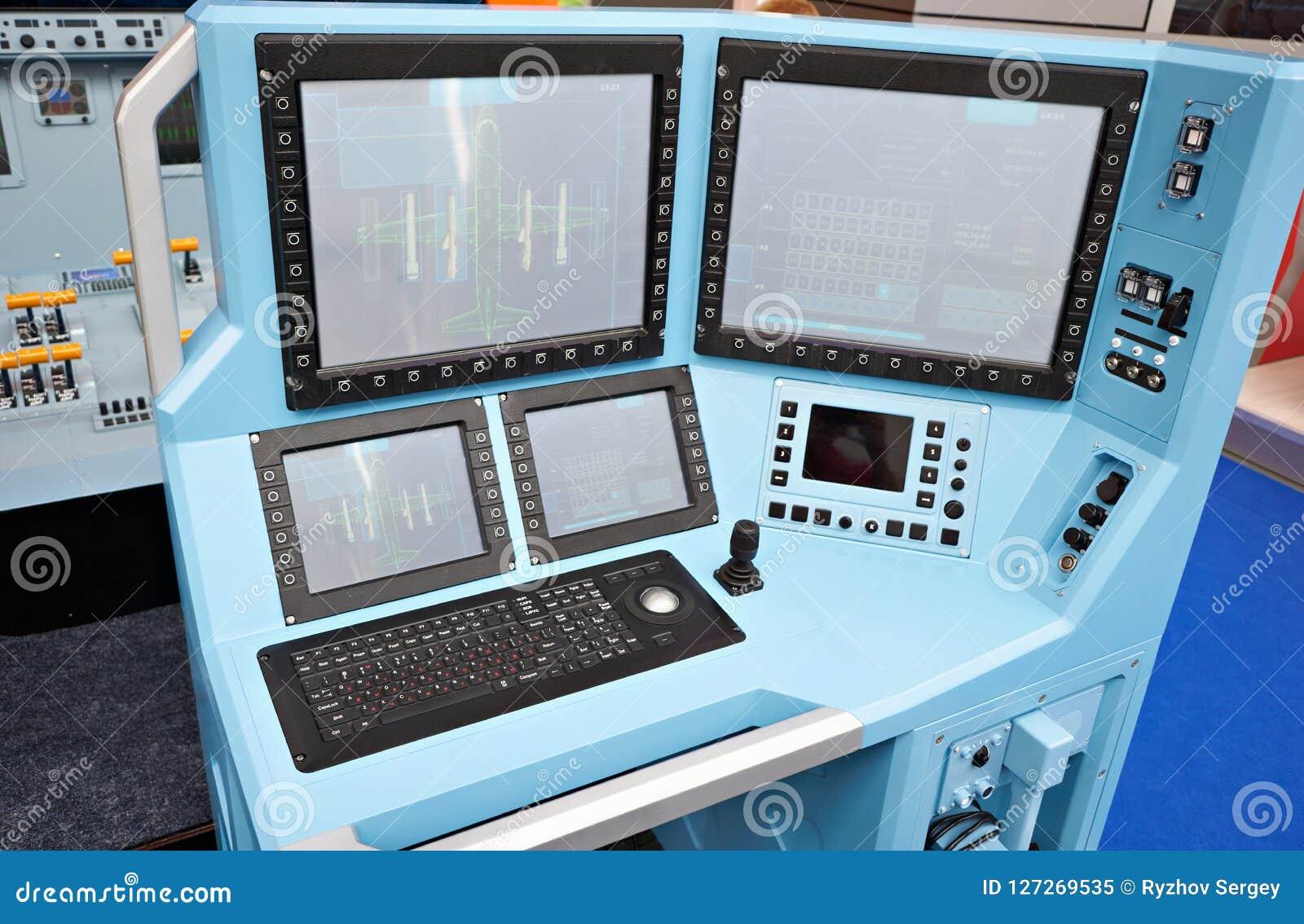 Elektronisches Überwachungsgerät für Luftfahrt