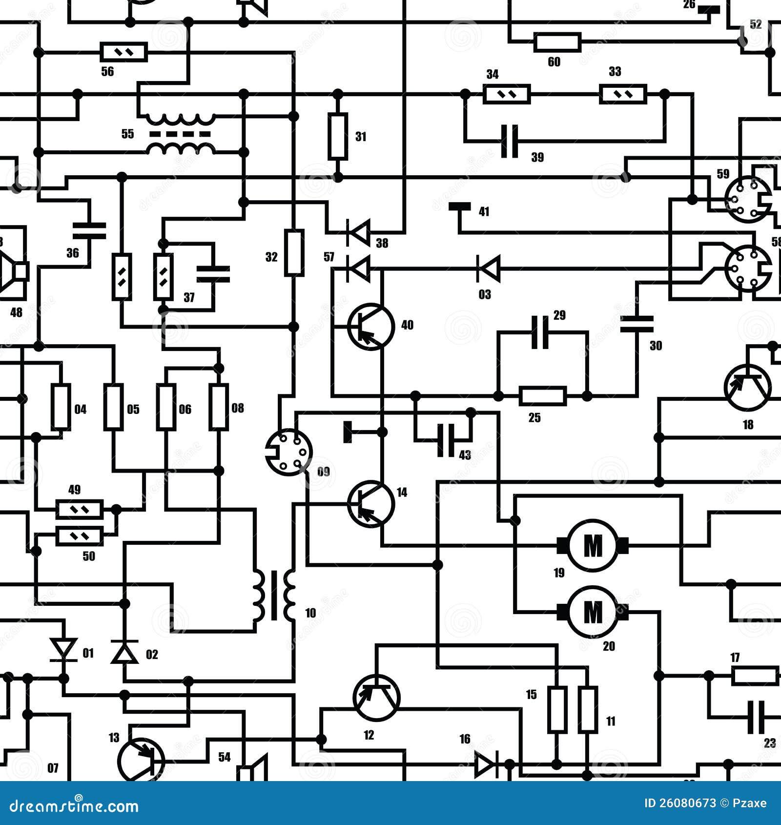 Ausgezeichnet Elektronisches Kabelanschlussdiagramm Ideen ...