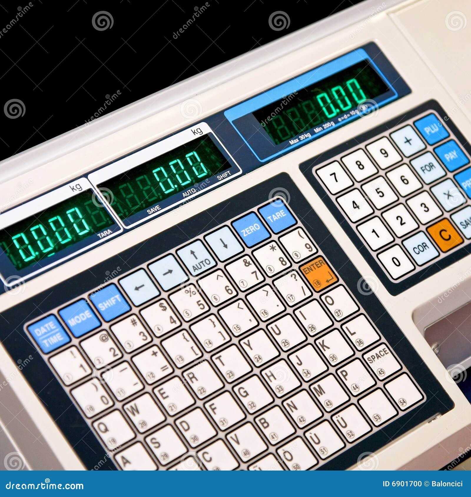 Elektronisk scale