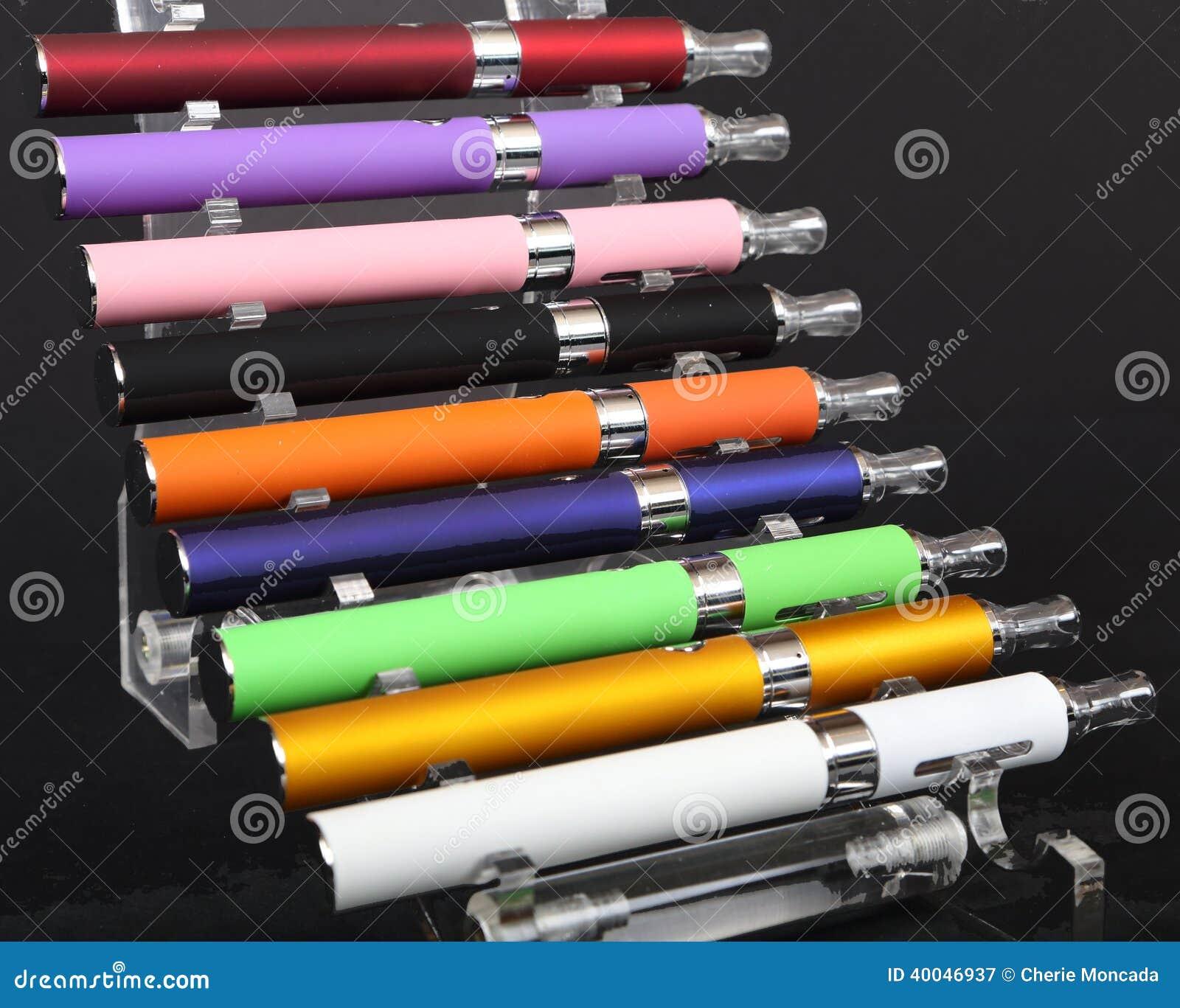 Elektroniska cigaretter