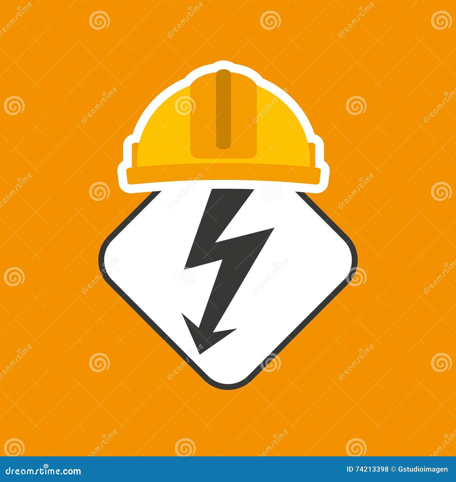 Elektryczności władzy ikona