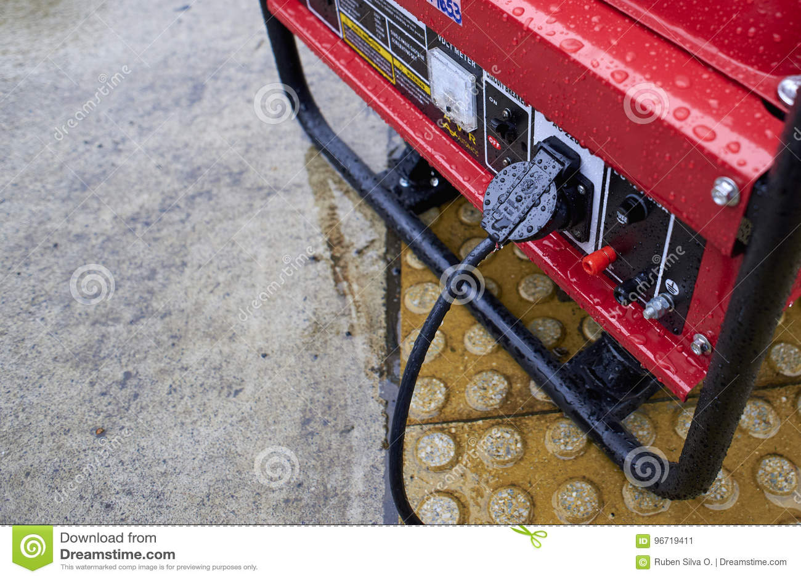 Elektryczny generator