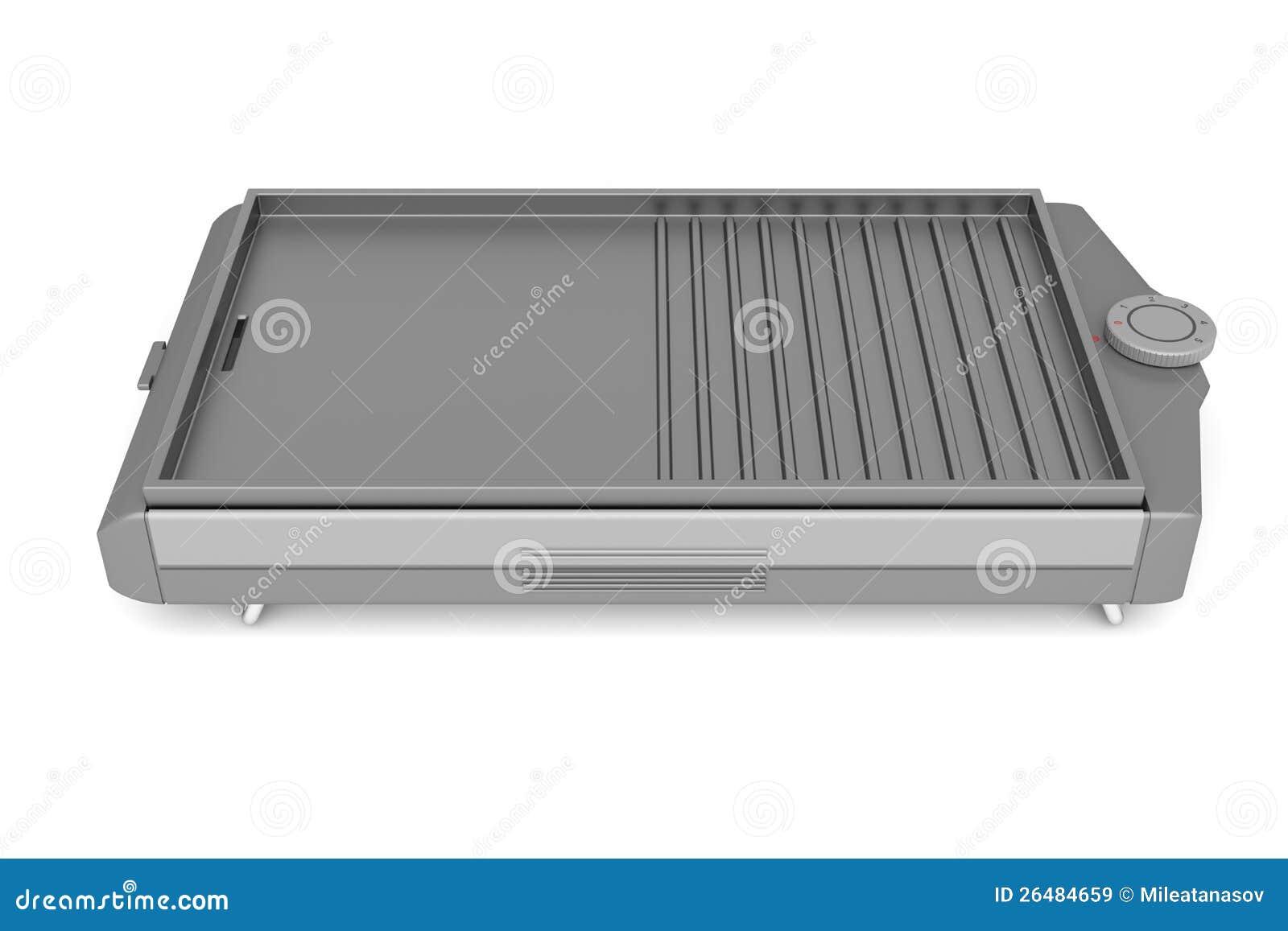 Elektryczny grill
