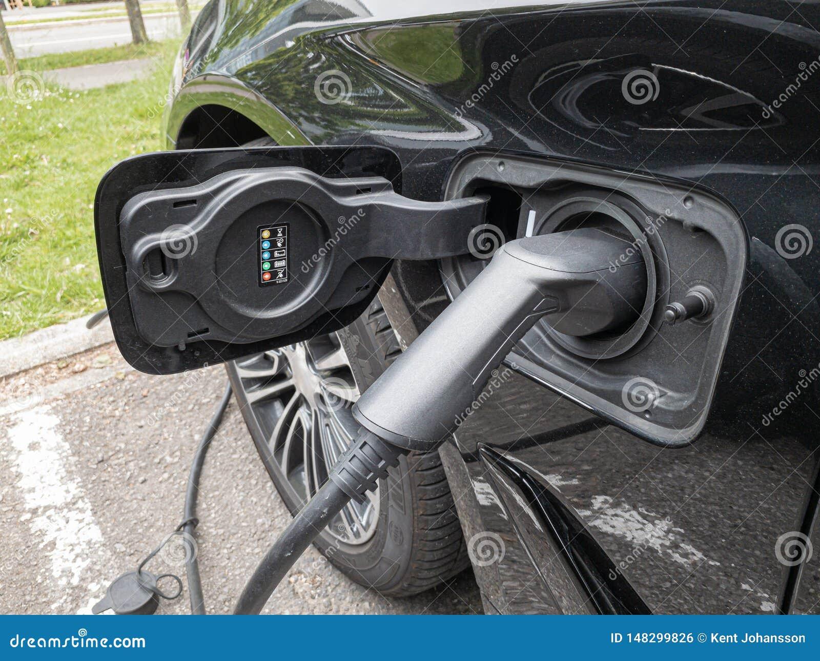 Elektryczny pojazdu Ładować