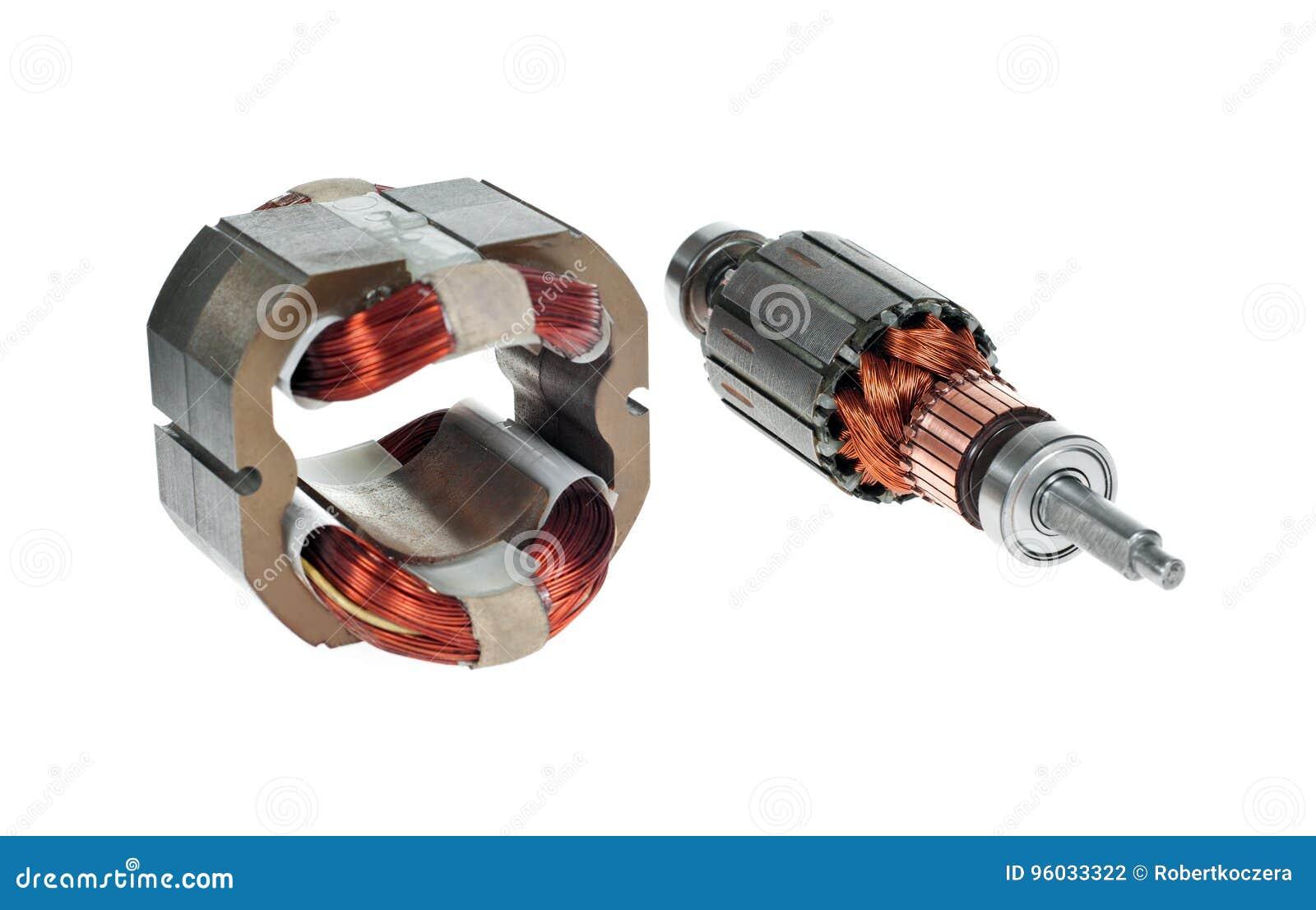 Elektryczny silnik