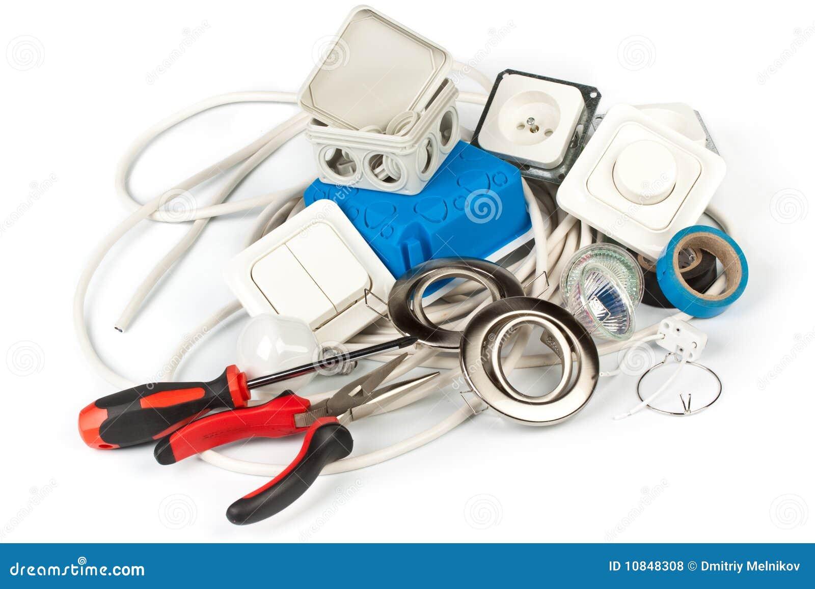 Elektryczny wyposażenie