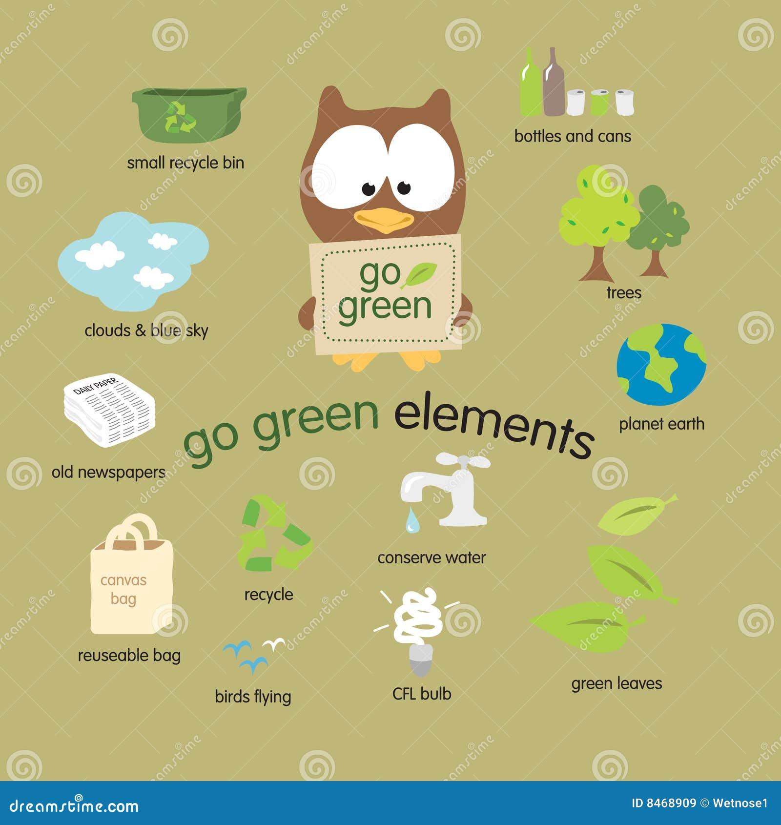 Element går greenseten