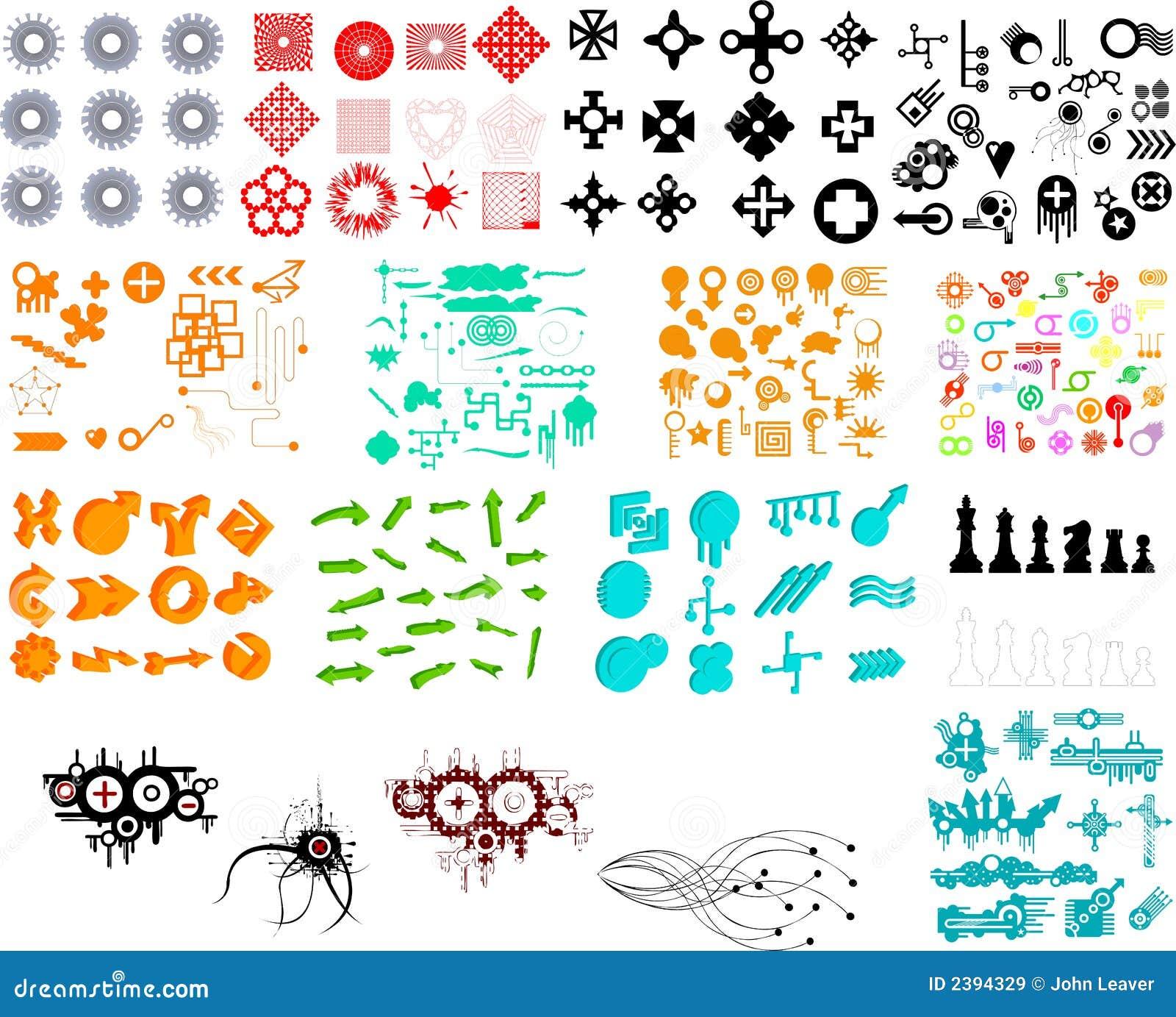 Element grafiki setki