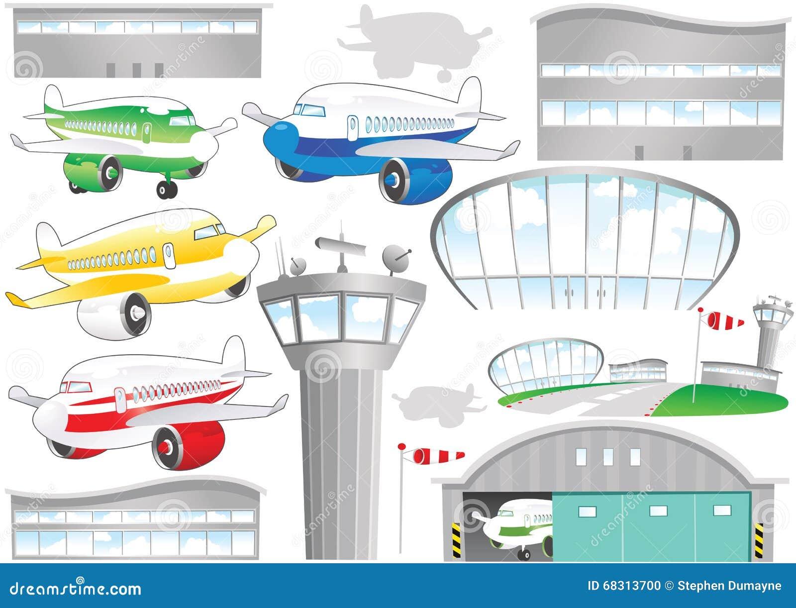 Elementi dell aeroporto