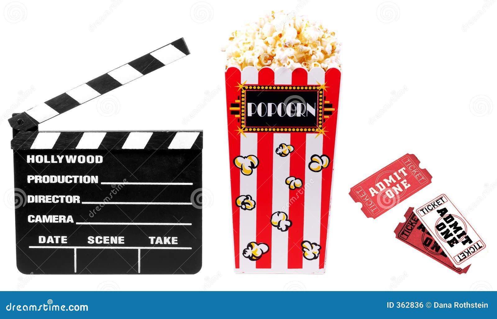 Elementi relativi di film