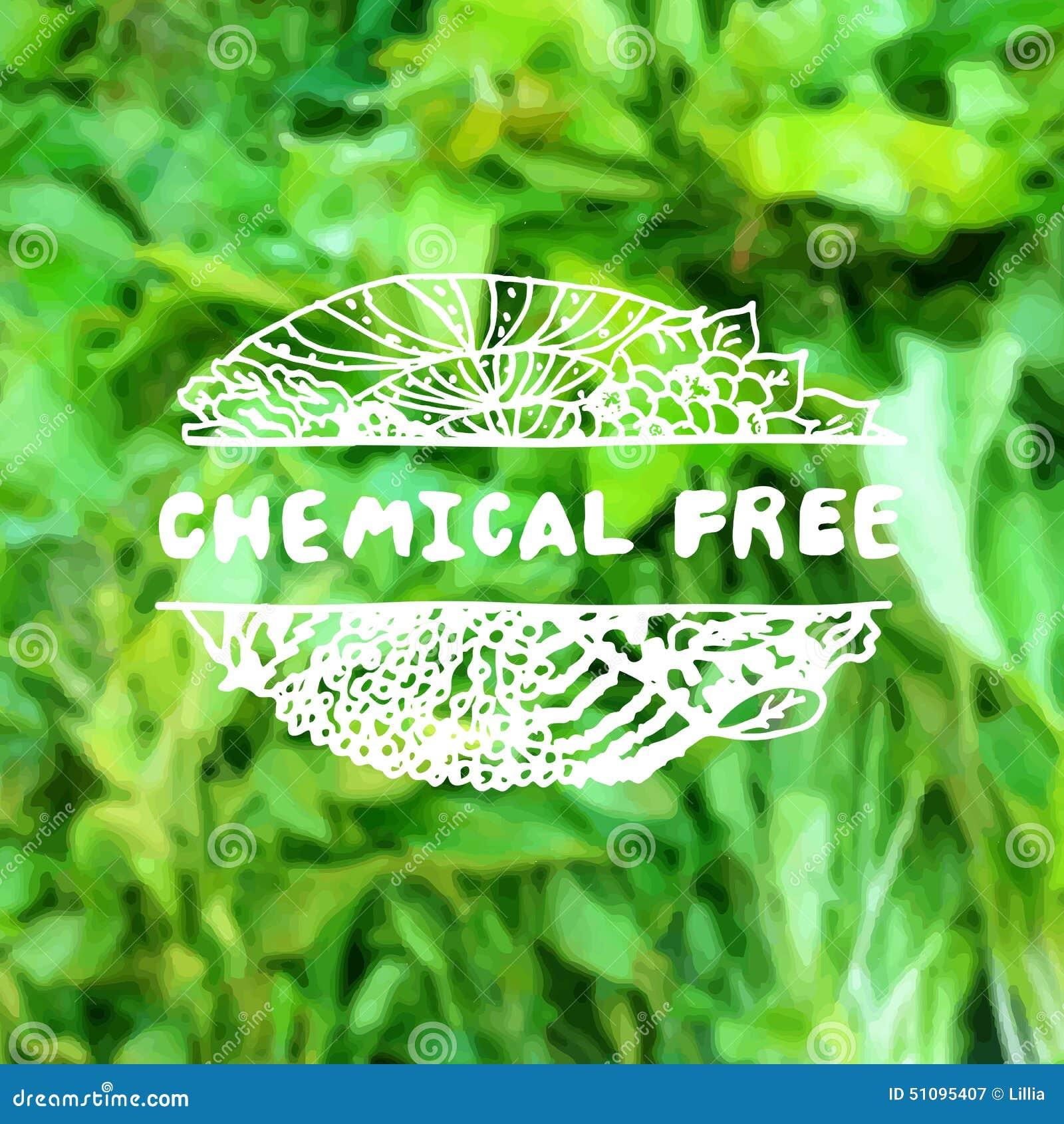 Elemento de Zentangle en fondo borroso chemical