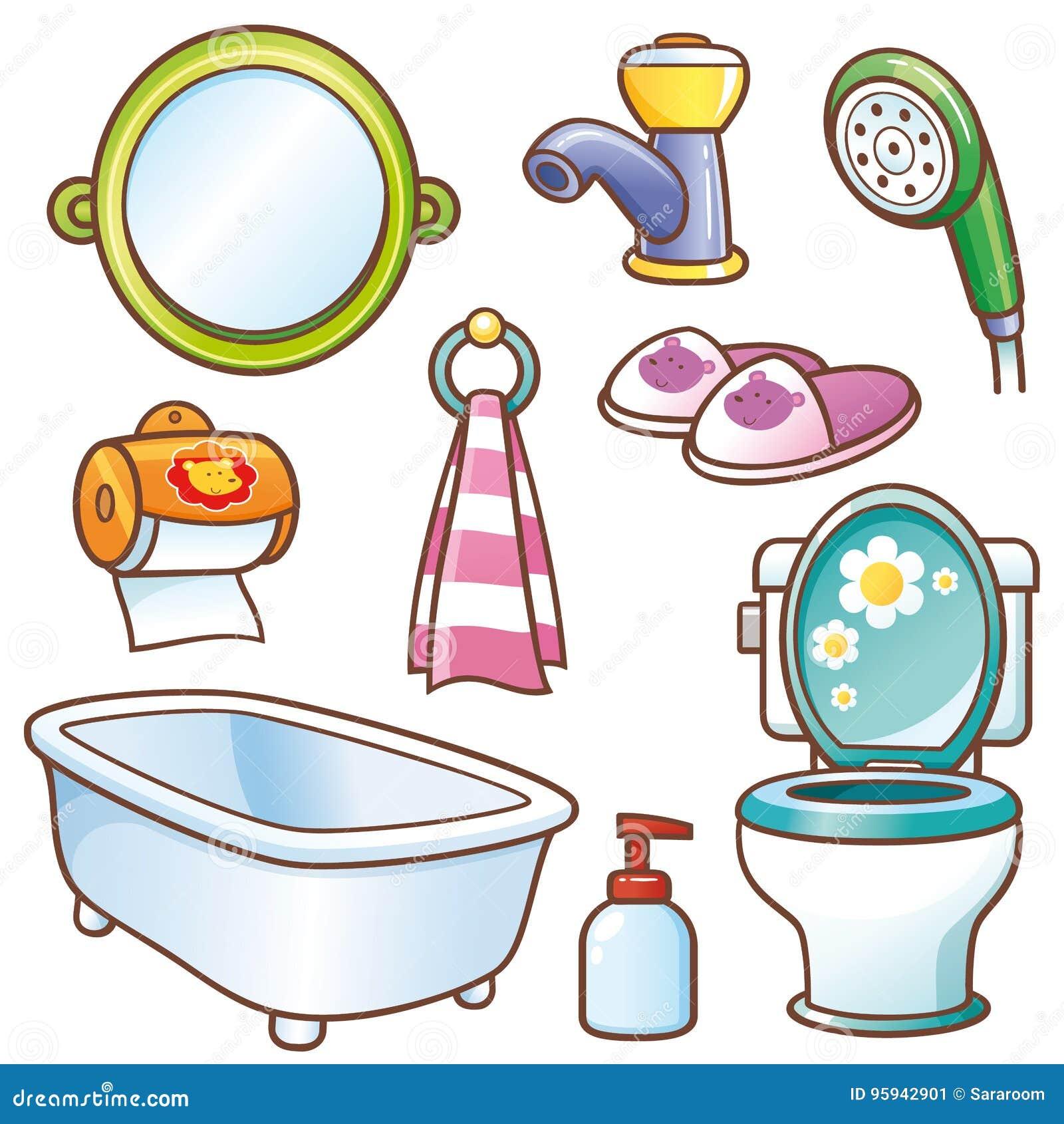 Elemento do banheiro