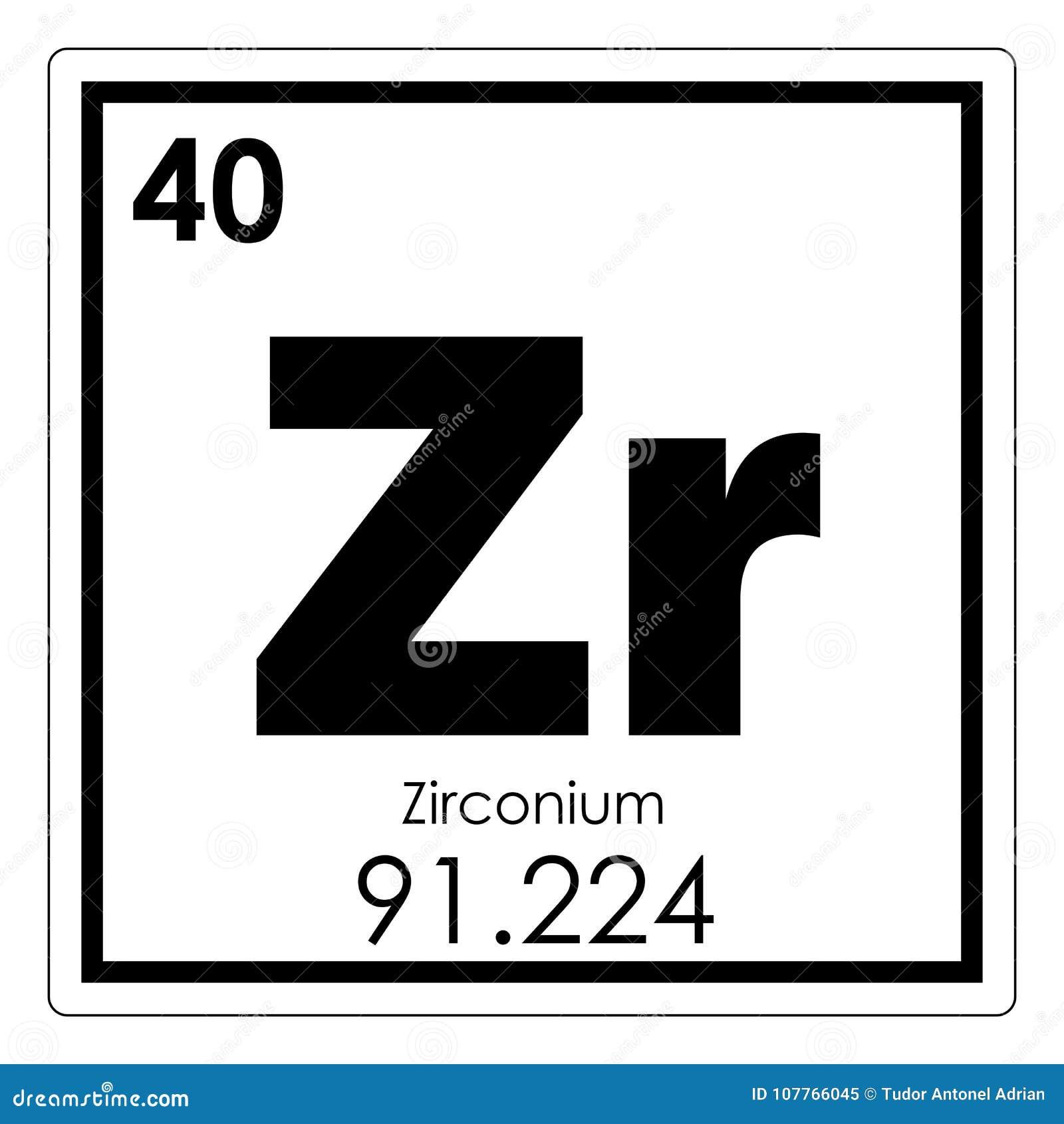 Elemento qumico del circonio stock de ilustracin ilustracin de download elemento qumico del circonio stock de ilustracin ilustracin de frmula elemento 107766045 urtaz Image collections