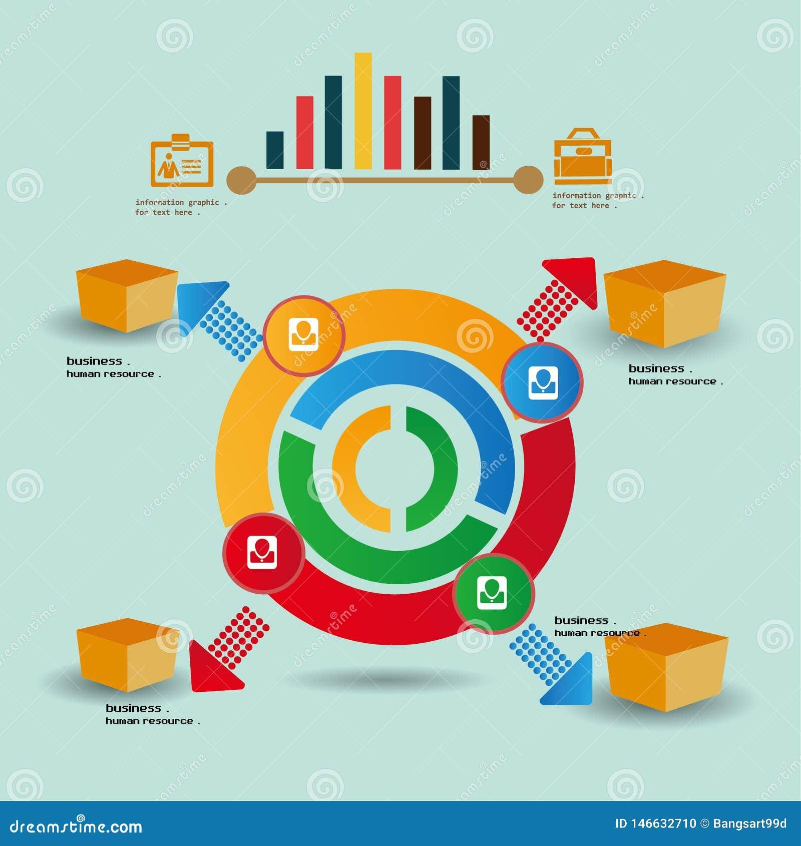 Elementos de Infographic - barra y l?nea cartas, infographics de la gente, diagramas, pasos/opciones, indicadores de progreso red