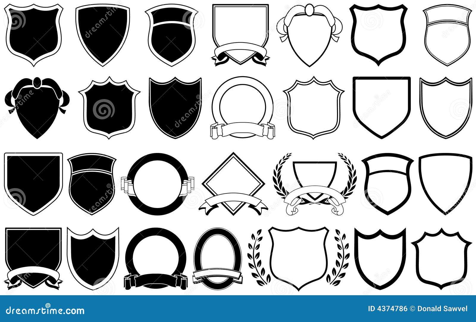 Elementos de la insignia