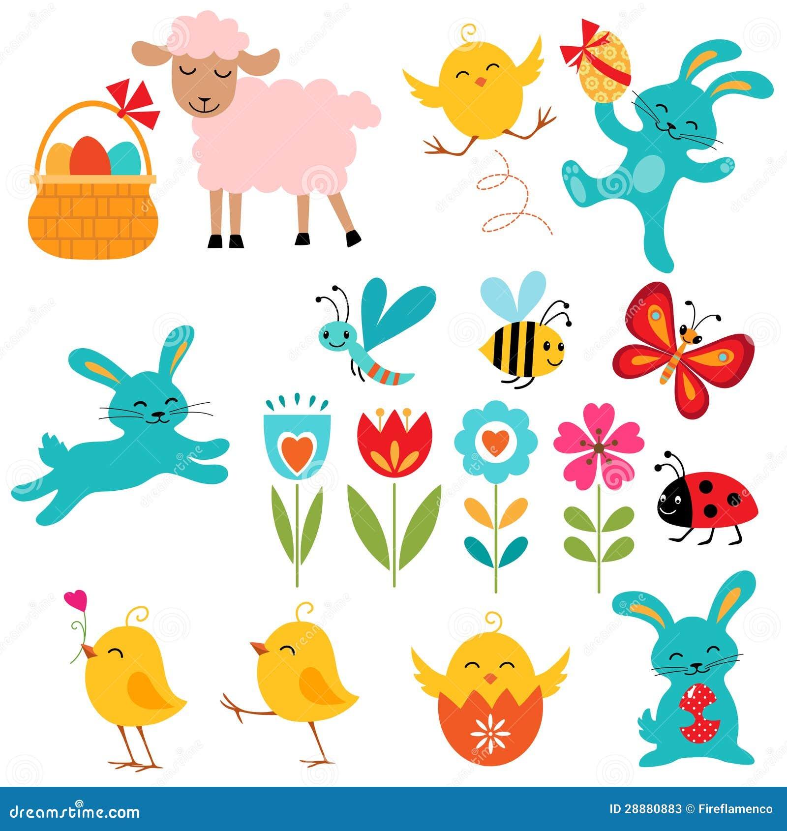 Elementos de Pascua