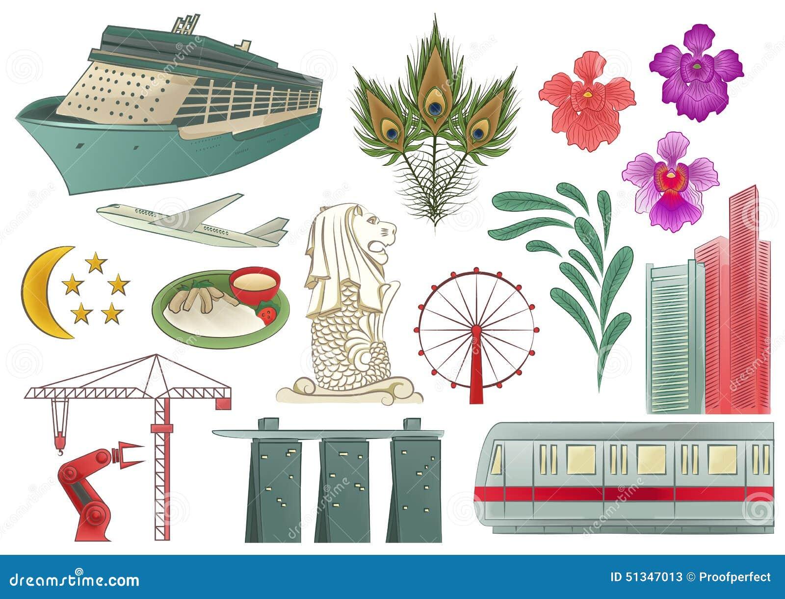 Elementos de Singapur