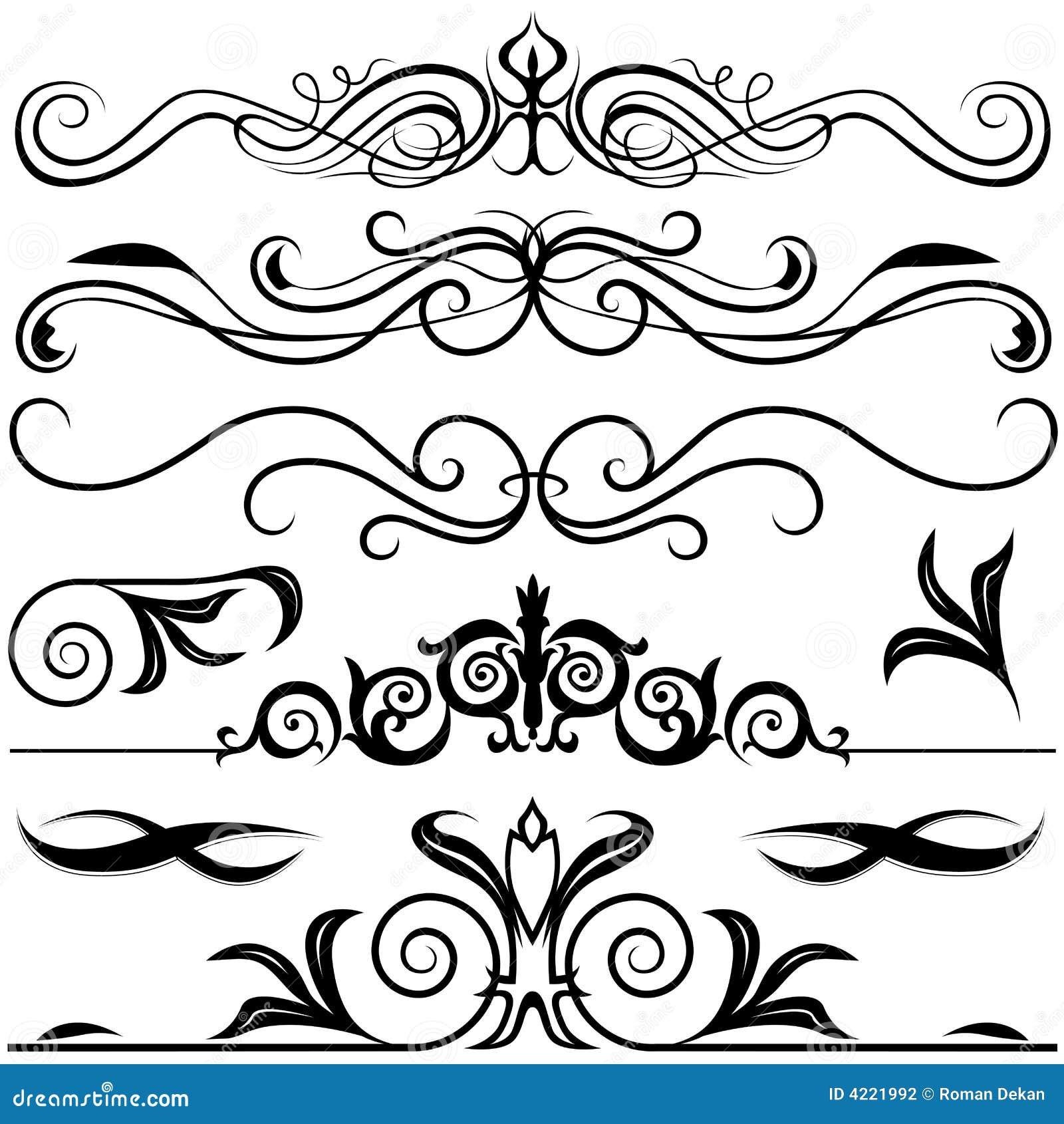 Elementos decorativos A