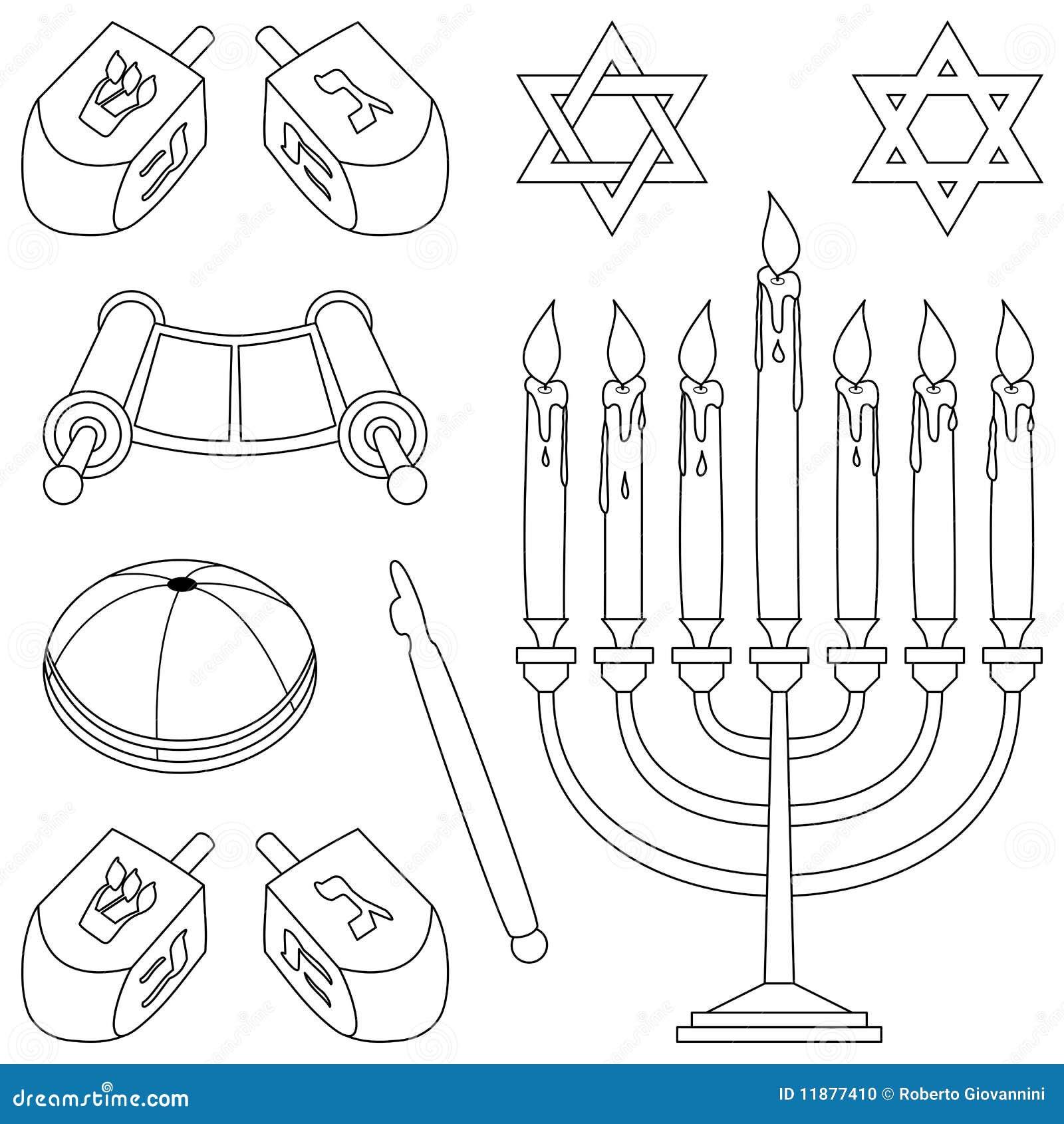 Elementos Del Juda 237 Smo Del Colorante Ilustraci 243 N Del