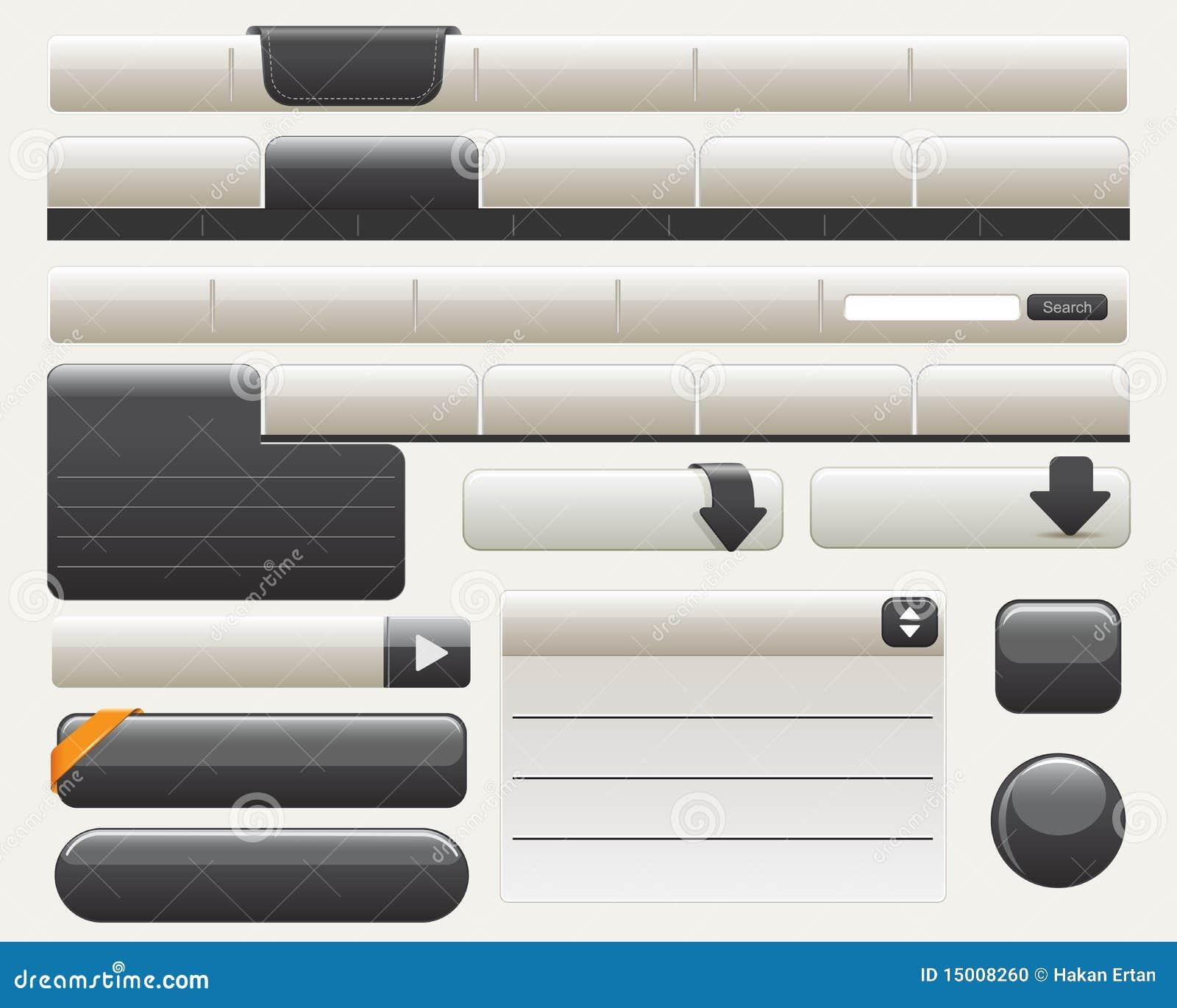 Elementos del Web site