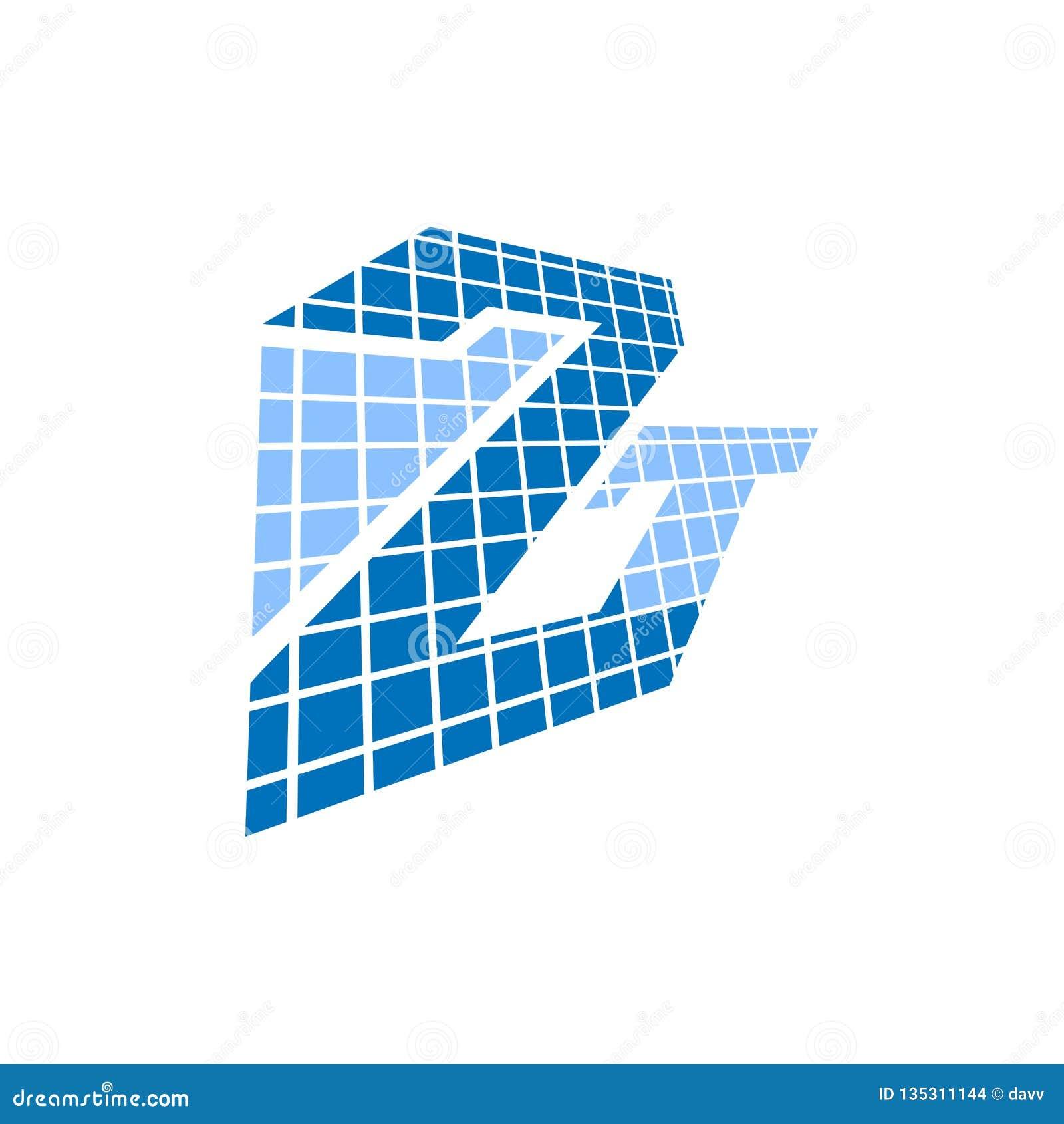 Elementos do projeto do monograma, molde gracioso Projeto elegante caligráfico do logotipo Linha monograma do logotipo de Z da ar