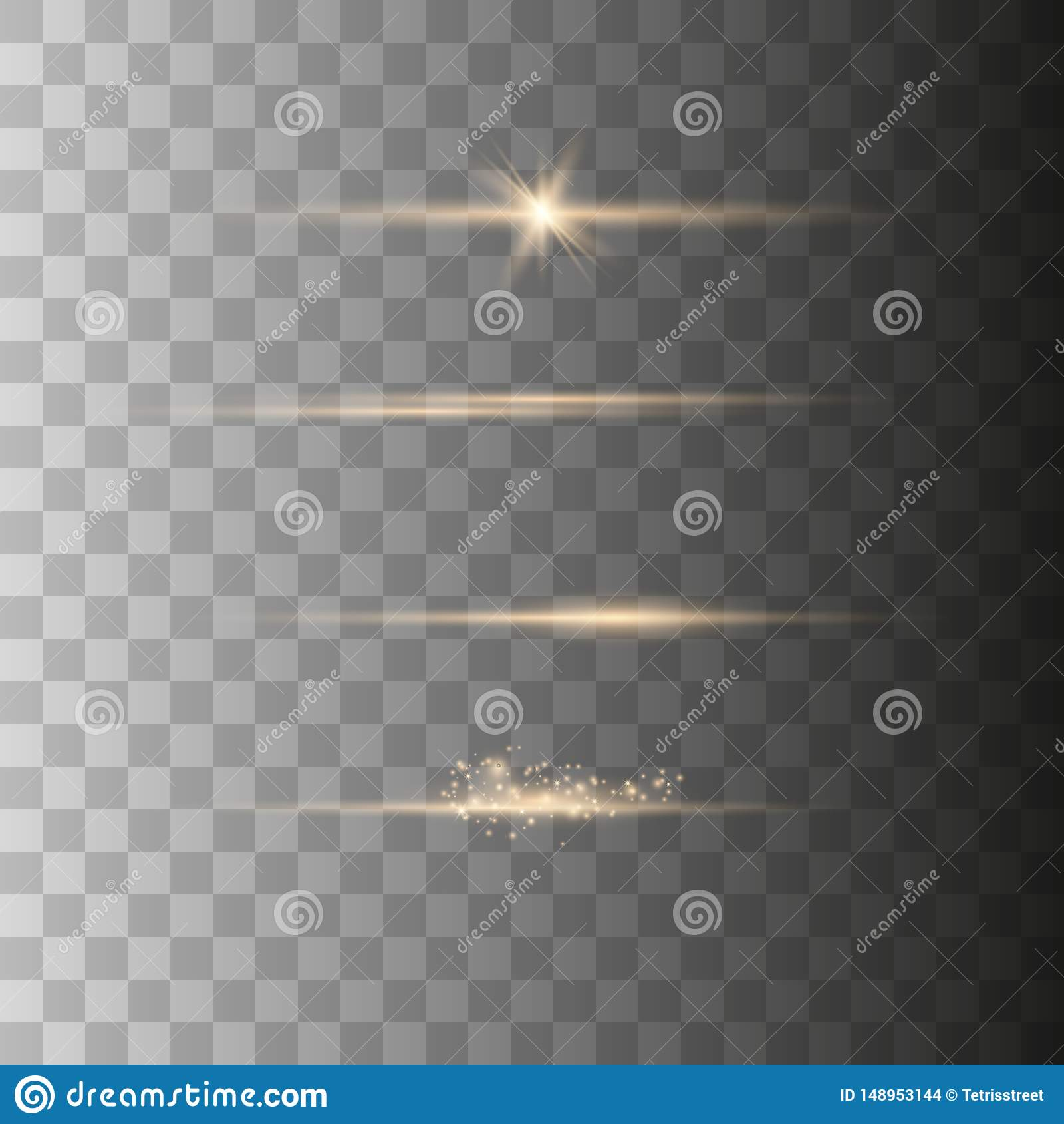 Elementos real?sticos do alargamento da lente
