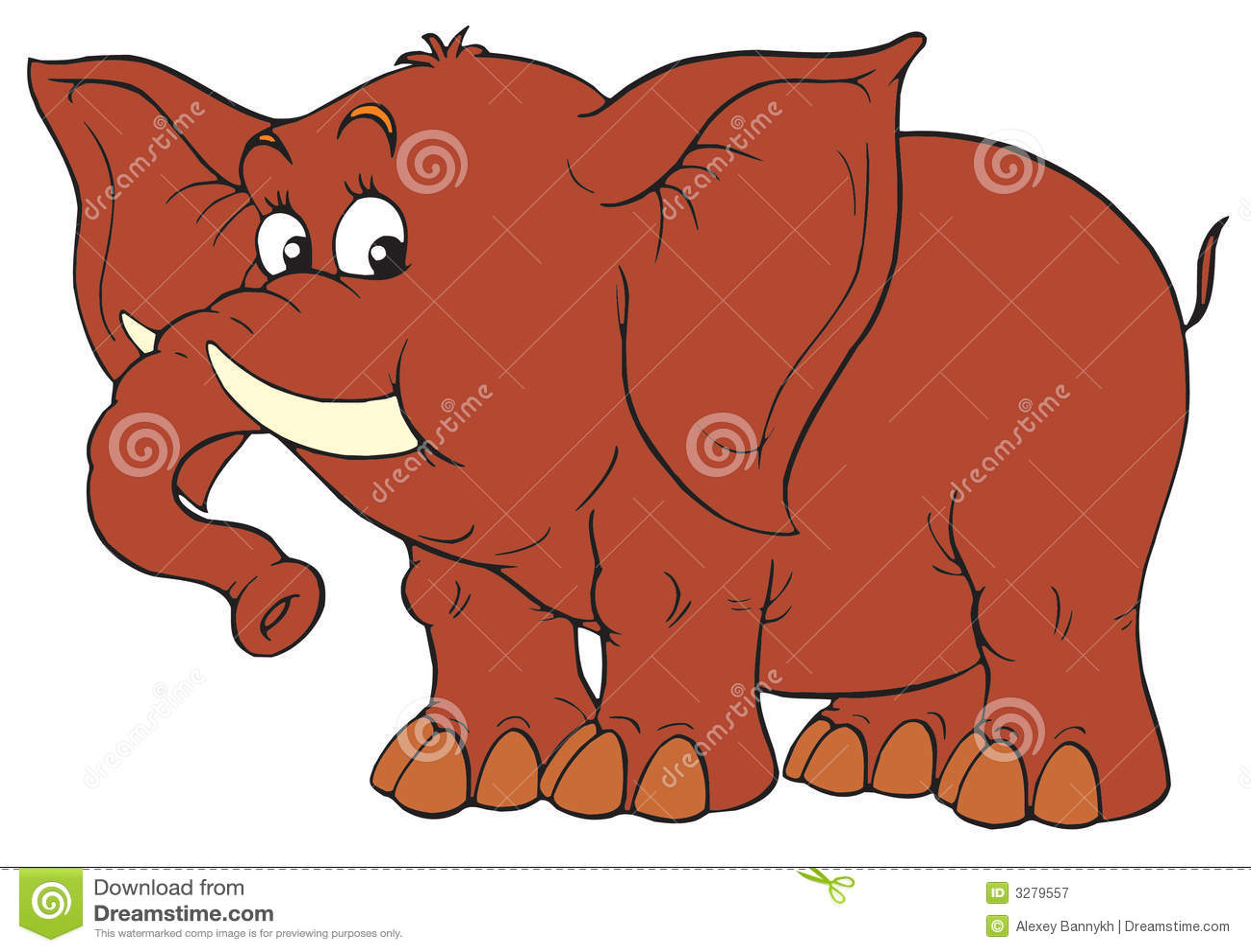 Elephant ( Clip-art) Royalty Free Stock Photography ...