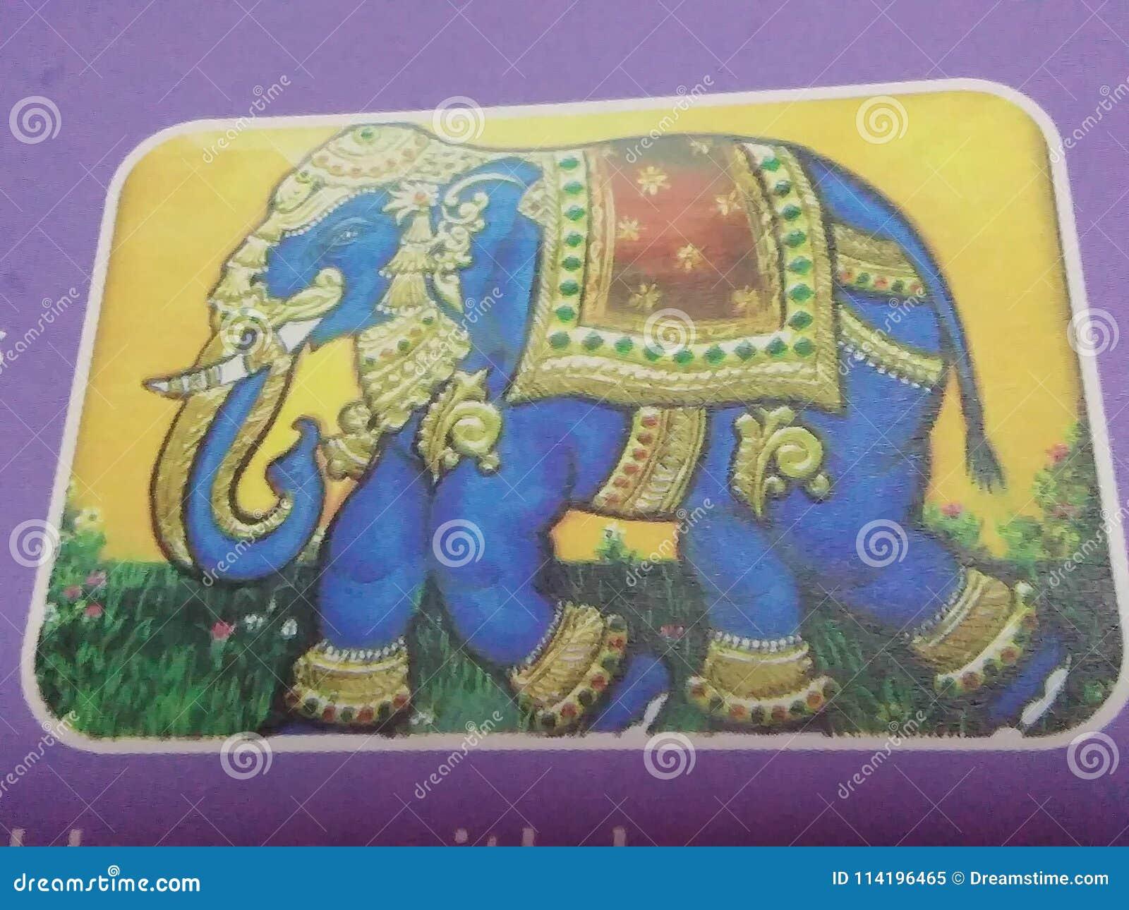 elephant for king