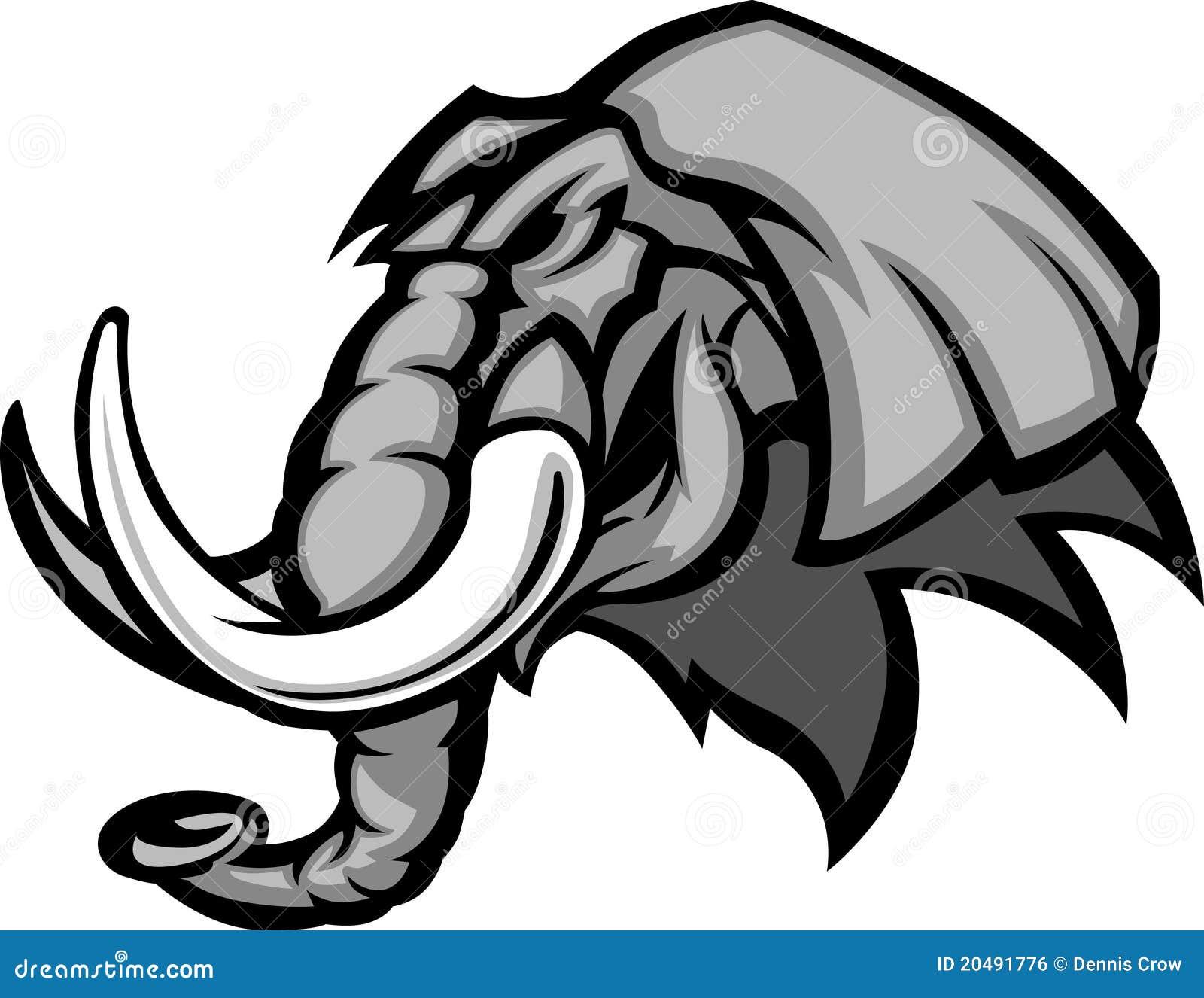 Elephant Mascot Head Vector Graphic Stock Vector Illustration Of Graphic Mascot 20491776 1,000+ vectors, stock photos & psd files. dreamstime com