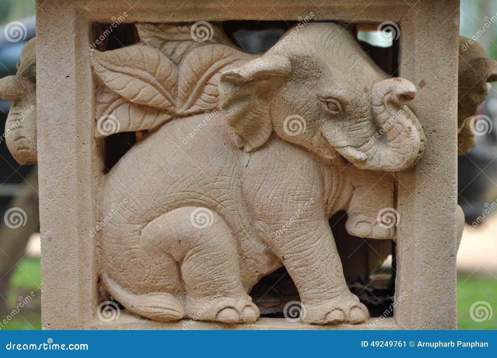 Elephant Sculpture Garden