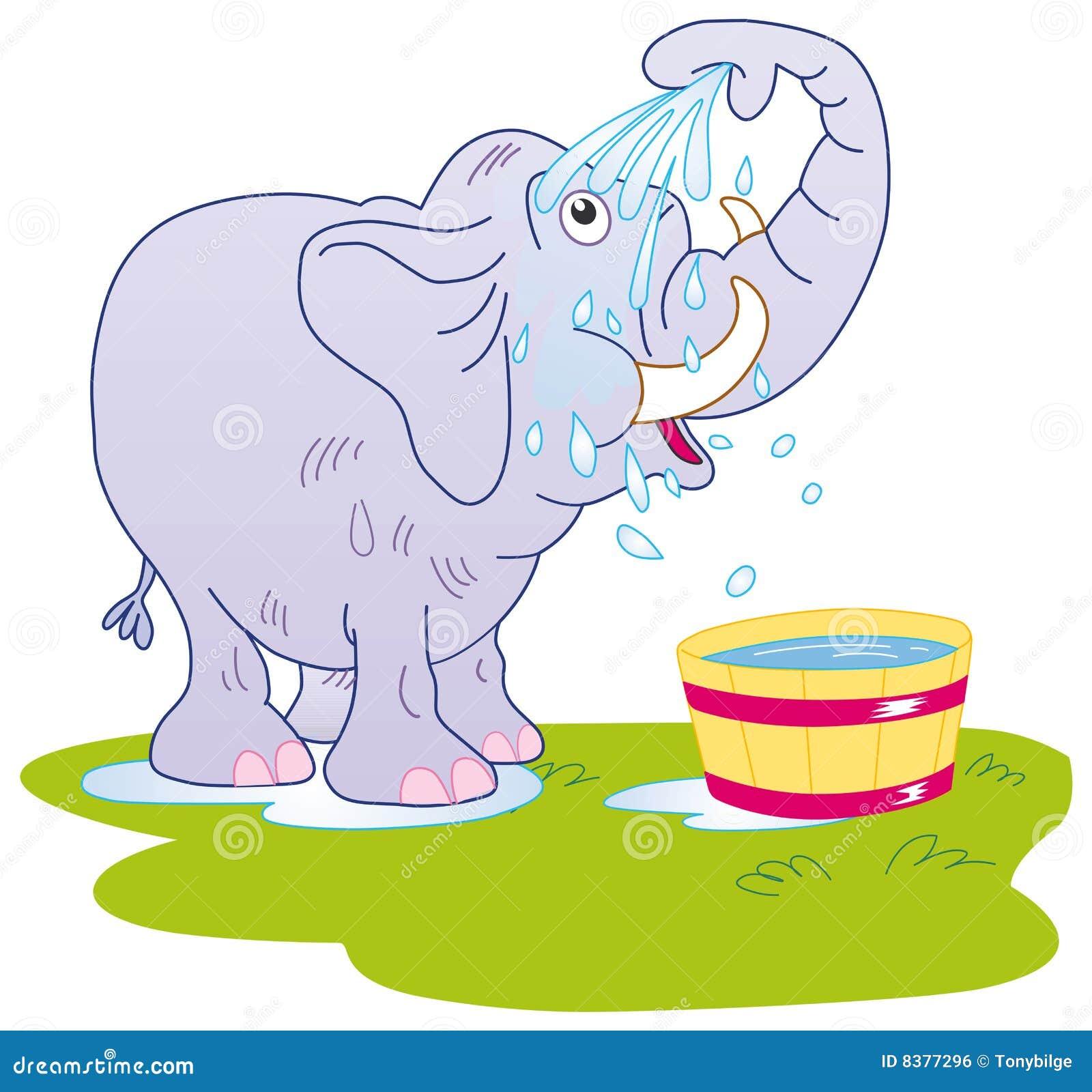 elephant comedy