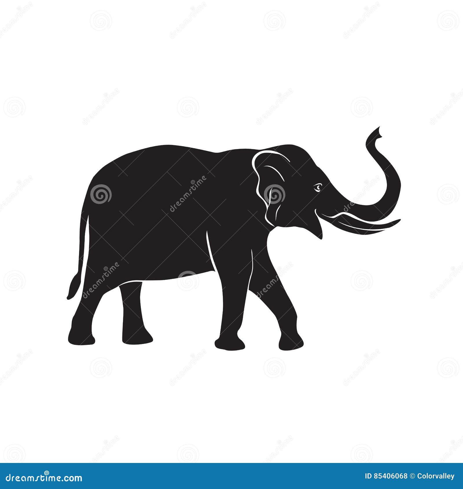 Elephant vector icon stock vector illustration of graphic 85406068 elephant vector icon buycottarizona Images