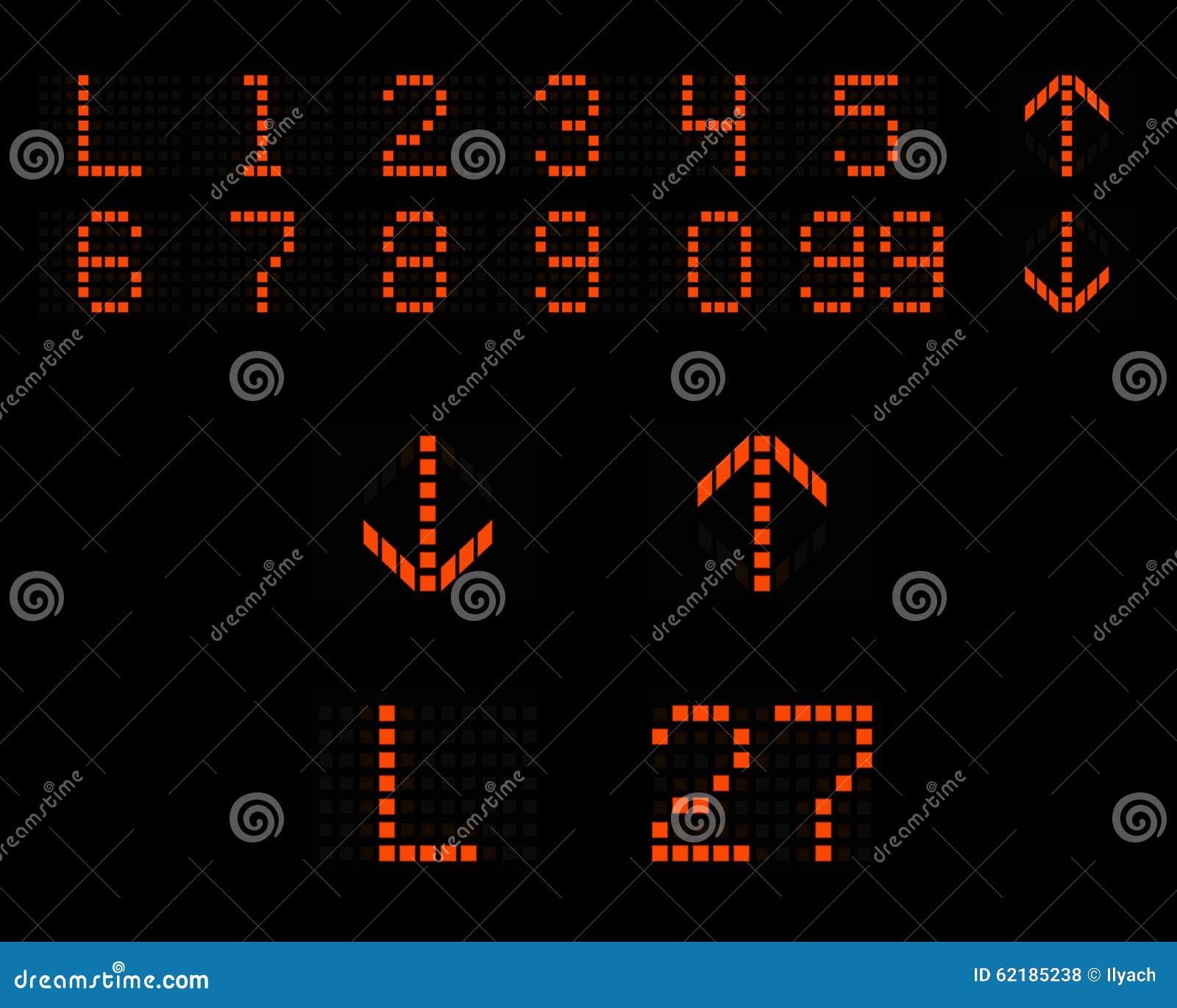 Elevator Numbers Stock Illustrations 43 Elevator Numbers