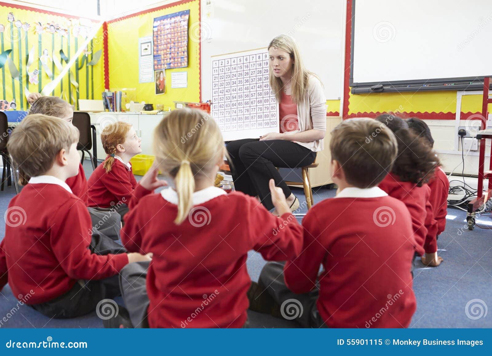 Elever för lärareTeaching Maths To grundskola