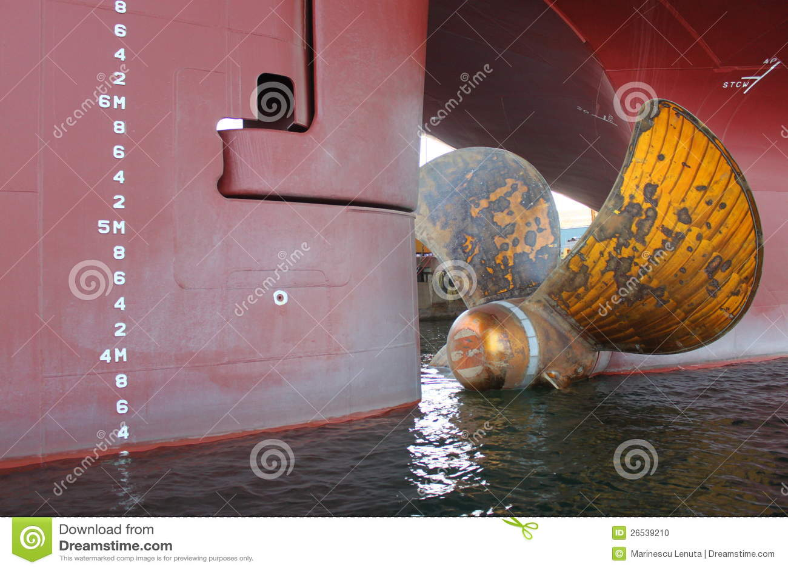 Elica della barca